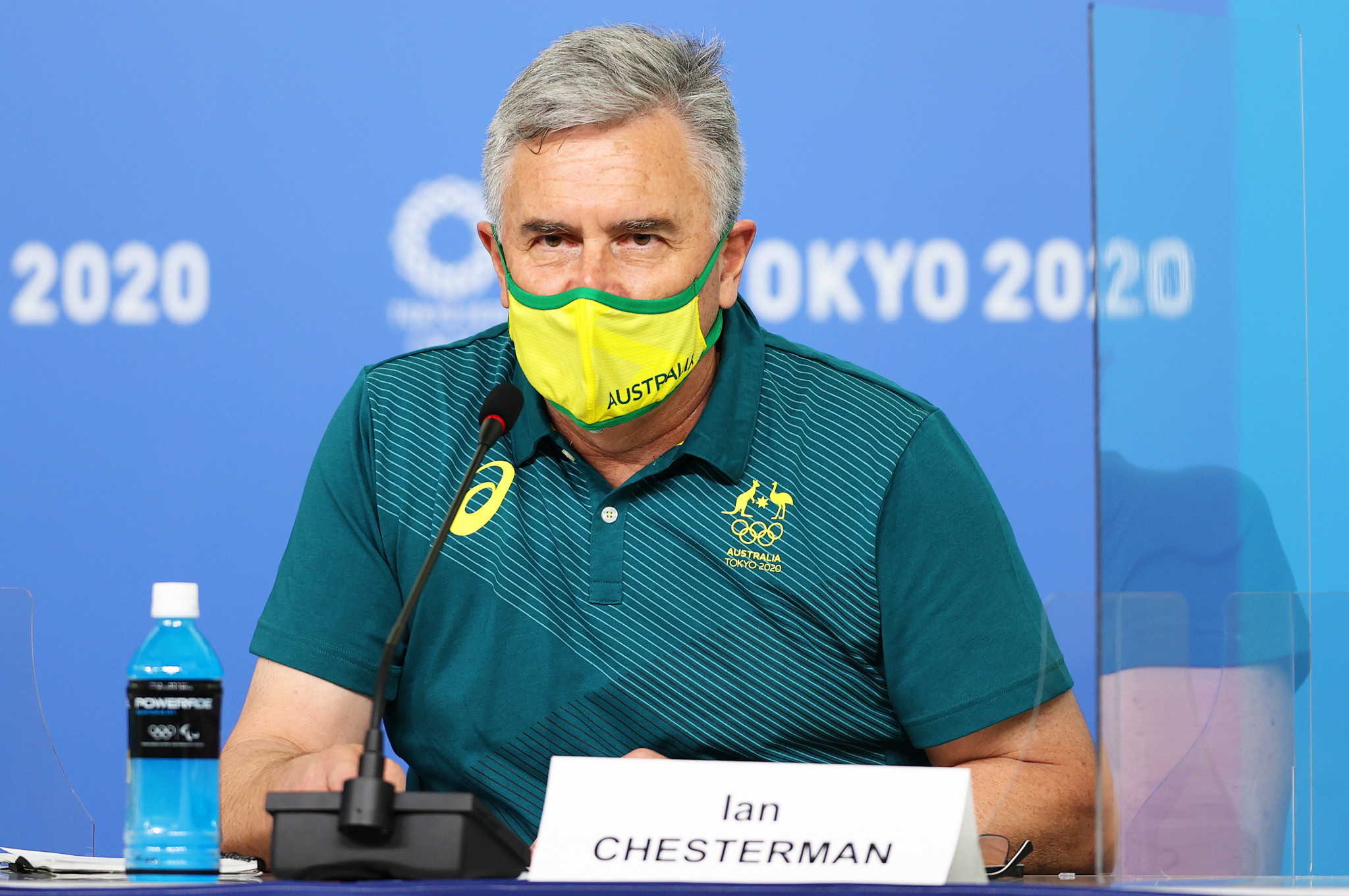 Ian Chesterman, Australia's Chef de Mission for Tokyo 2020, said that some athletes had damaged their rooms at the Olympic Village ©Getty Images