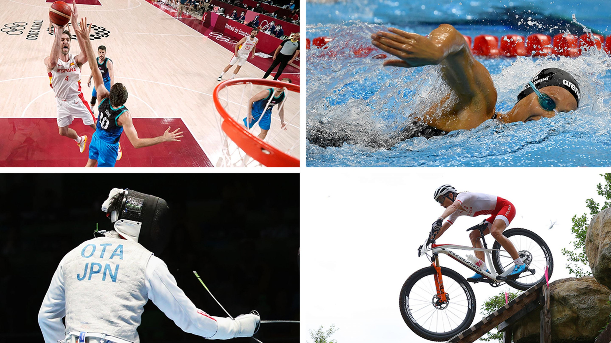 The four elected athletes will become full members of the IOC ©IOC