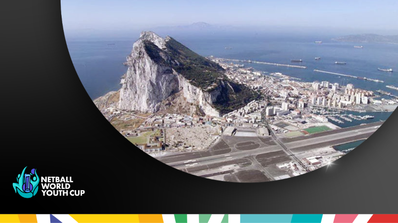 Gibraltar chosen to host Netball World Youth Cup 2025