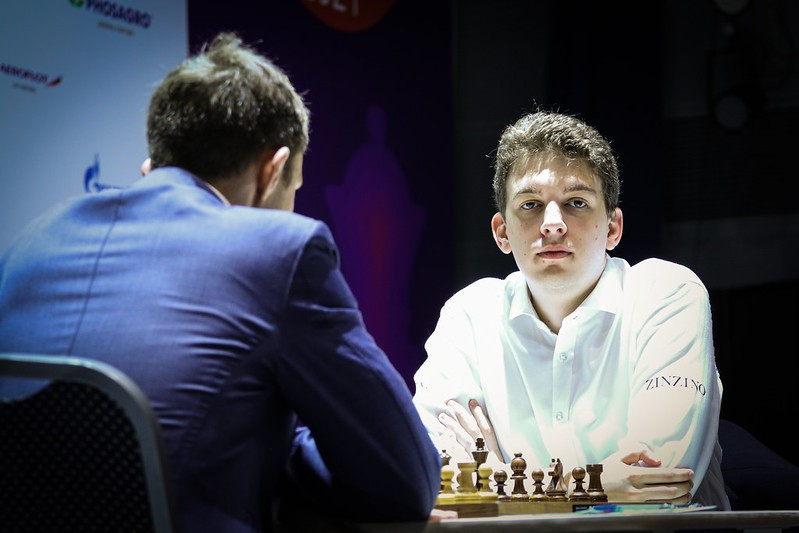 Karjakin and Duda draw opening game of Chess World Cup final