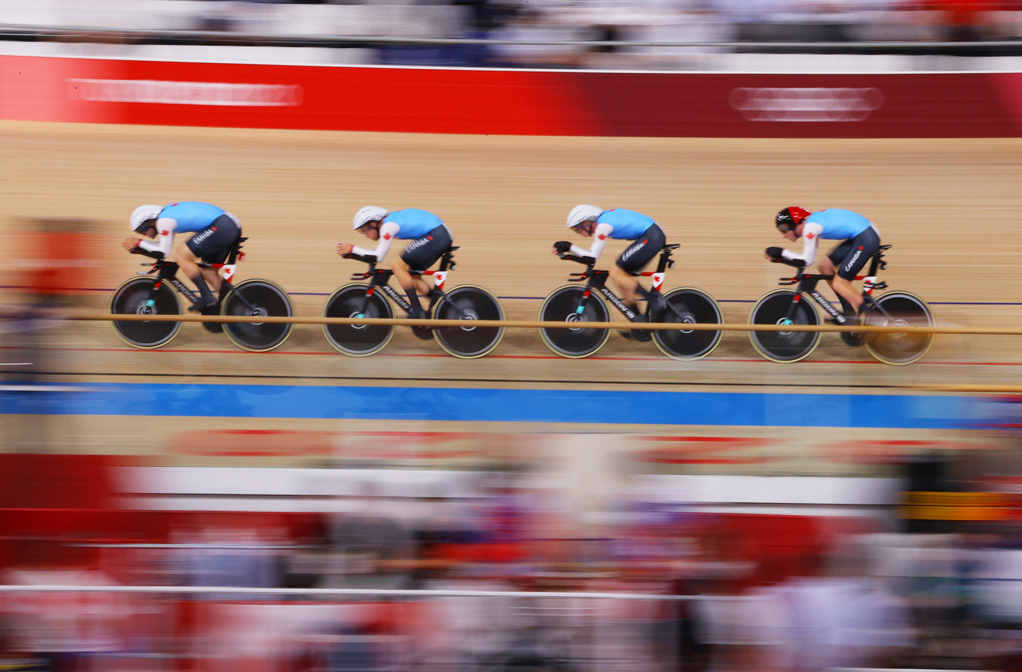 """""""Transformational"""" Pan American Games legacy credited with upturn in Canada's track cycling performance"""