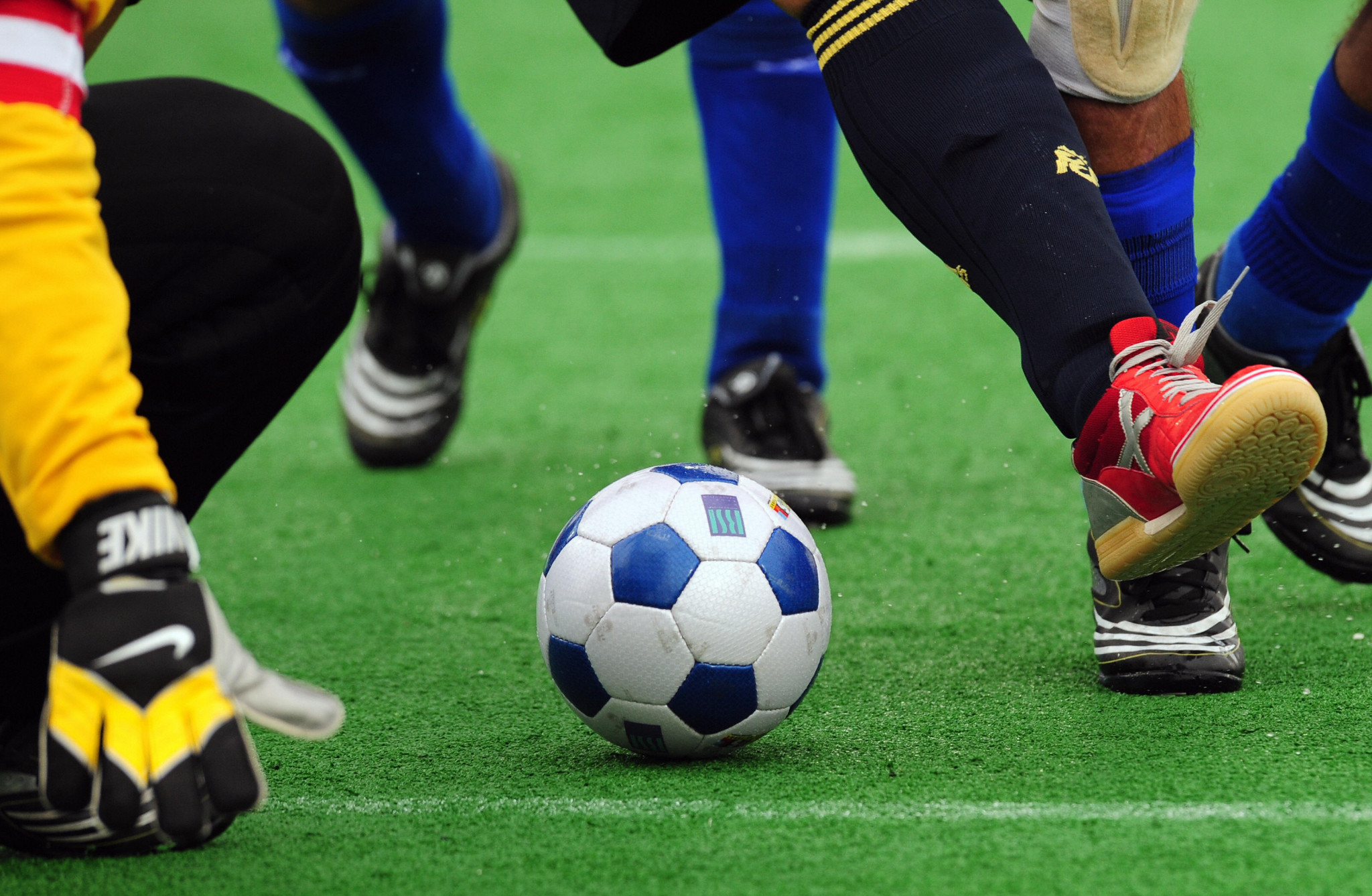 IBSA Blind Football calls off first Women's World Championship in Nigeria over COVID-19