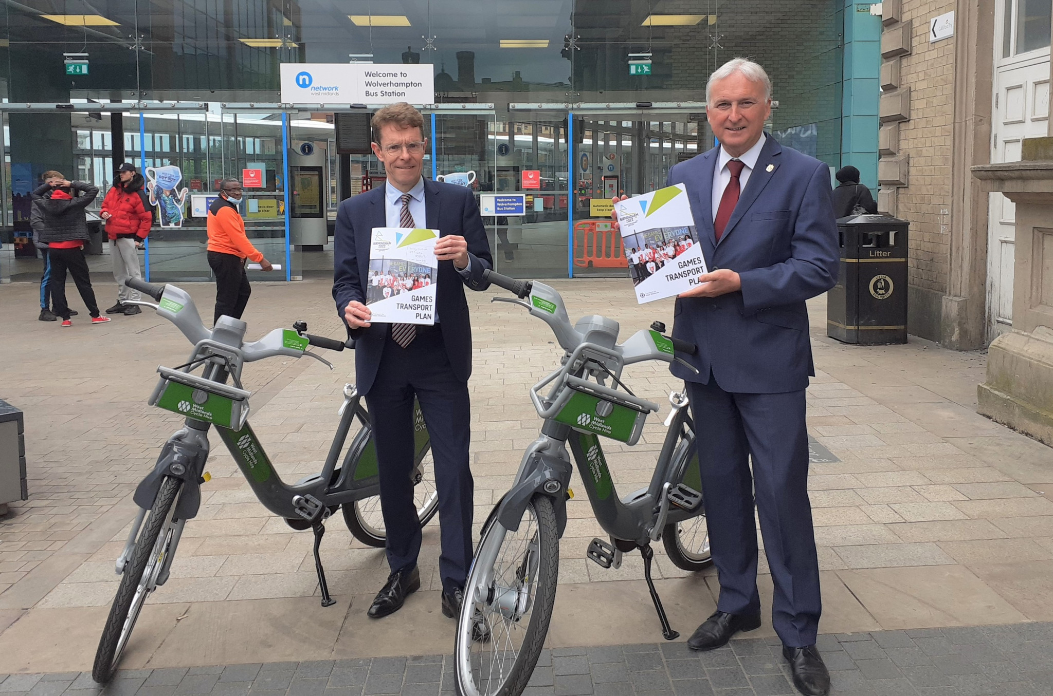 Birmingham 2022 receives funding for Cycling for Everyone programme