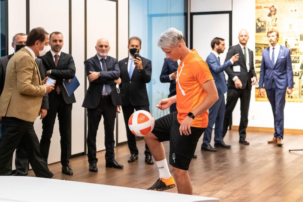 FITEQ teqball, Eylül ayında yapılacak bir toplantıda Türk Konseyi Spor Bakanlarına sunulacak © FITEQ