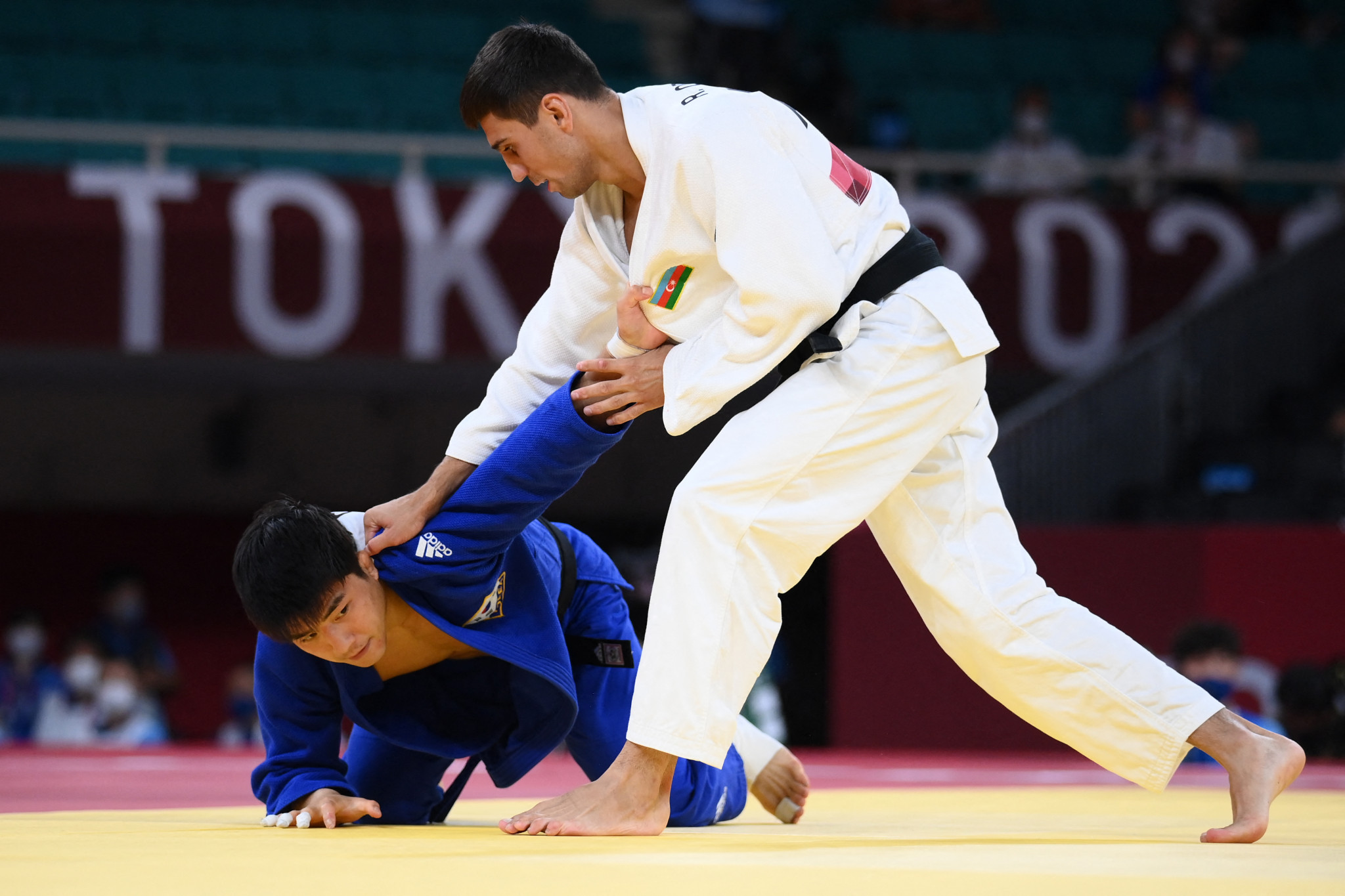 "Azerbaijan fires men's judo coaching staff after ""unsuccessful"" Tokyo 2020"