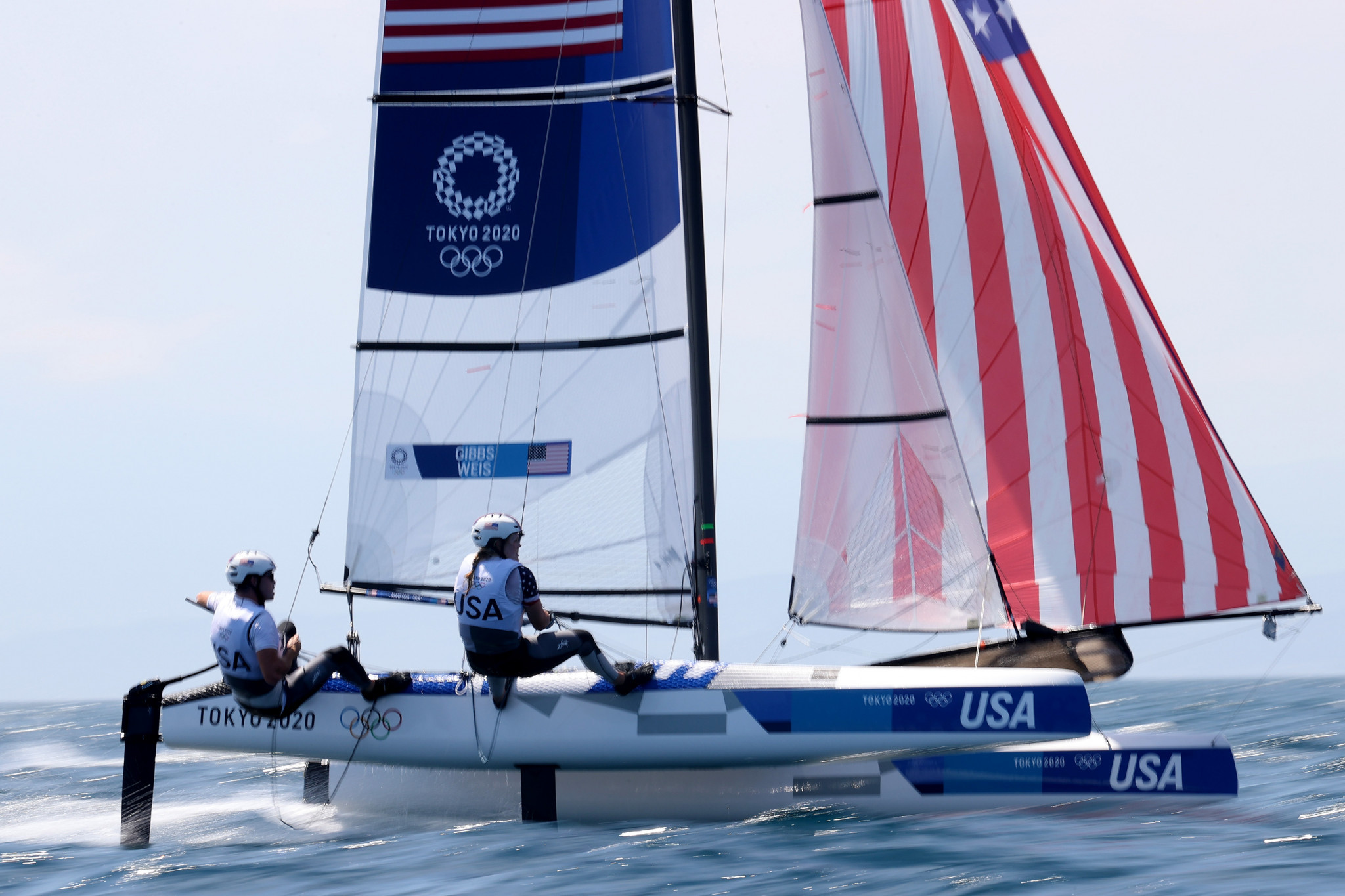 """US Sailing chief boss vows to reboot """"machine"""" in time for Paris 2024 after Tokyo 2020 disappointment"""