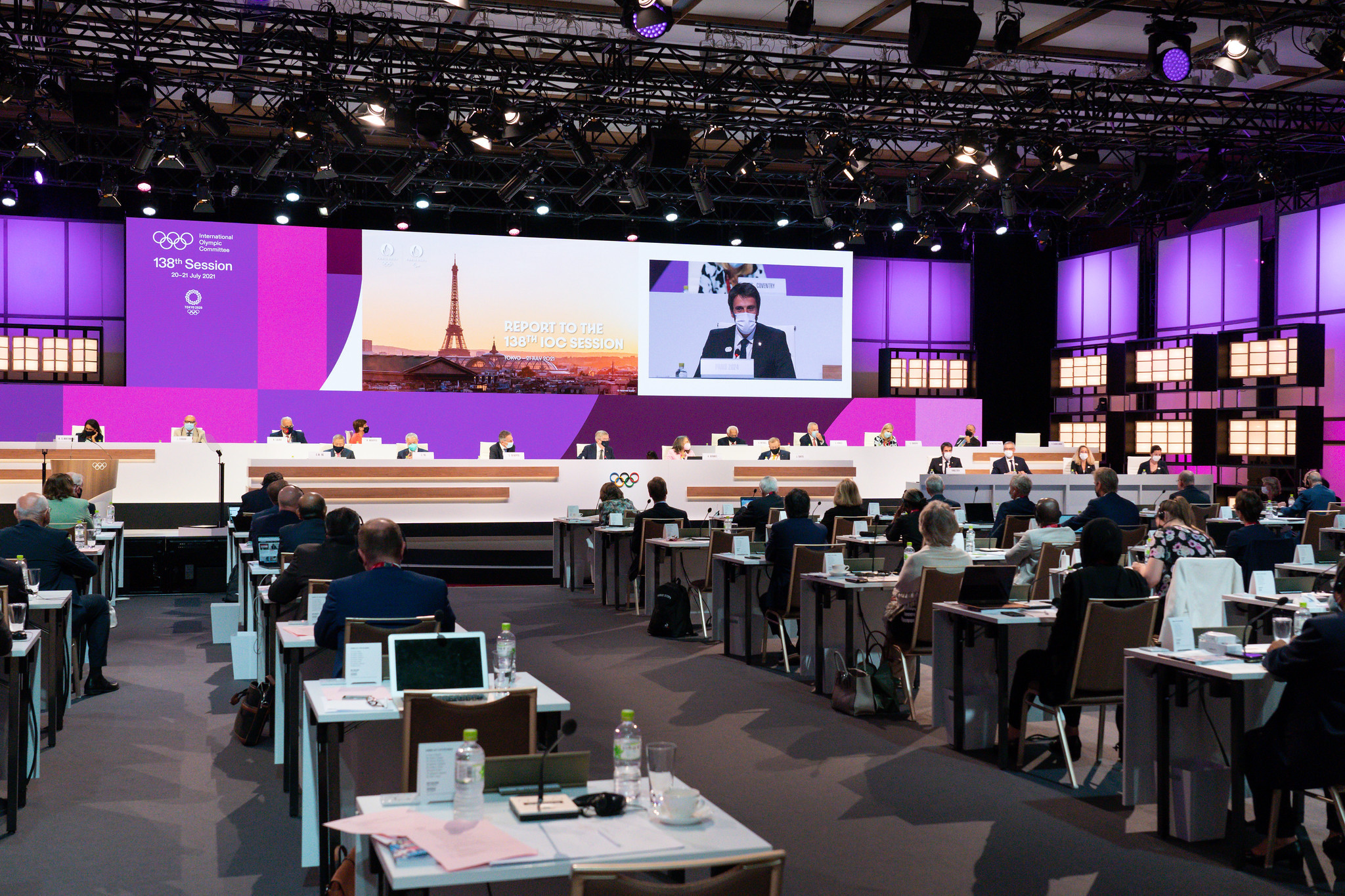 IOC Executive Board to be given power to suspend sports from Olympic programme