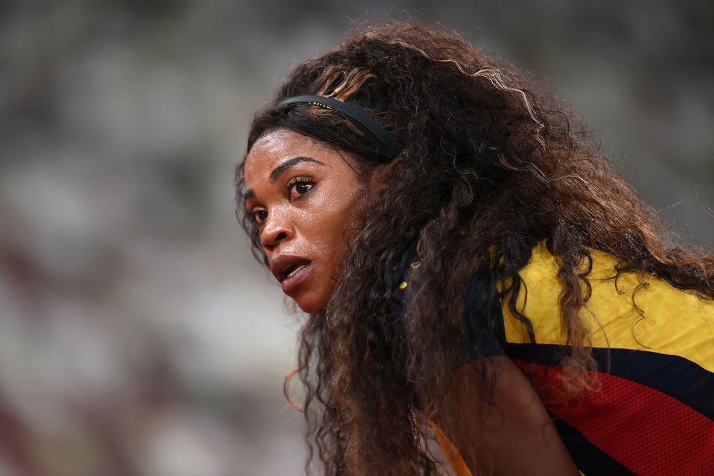 Colombia's Ibarguen brings golden triple jumping career to close at 37