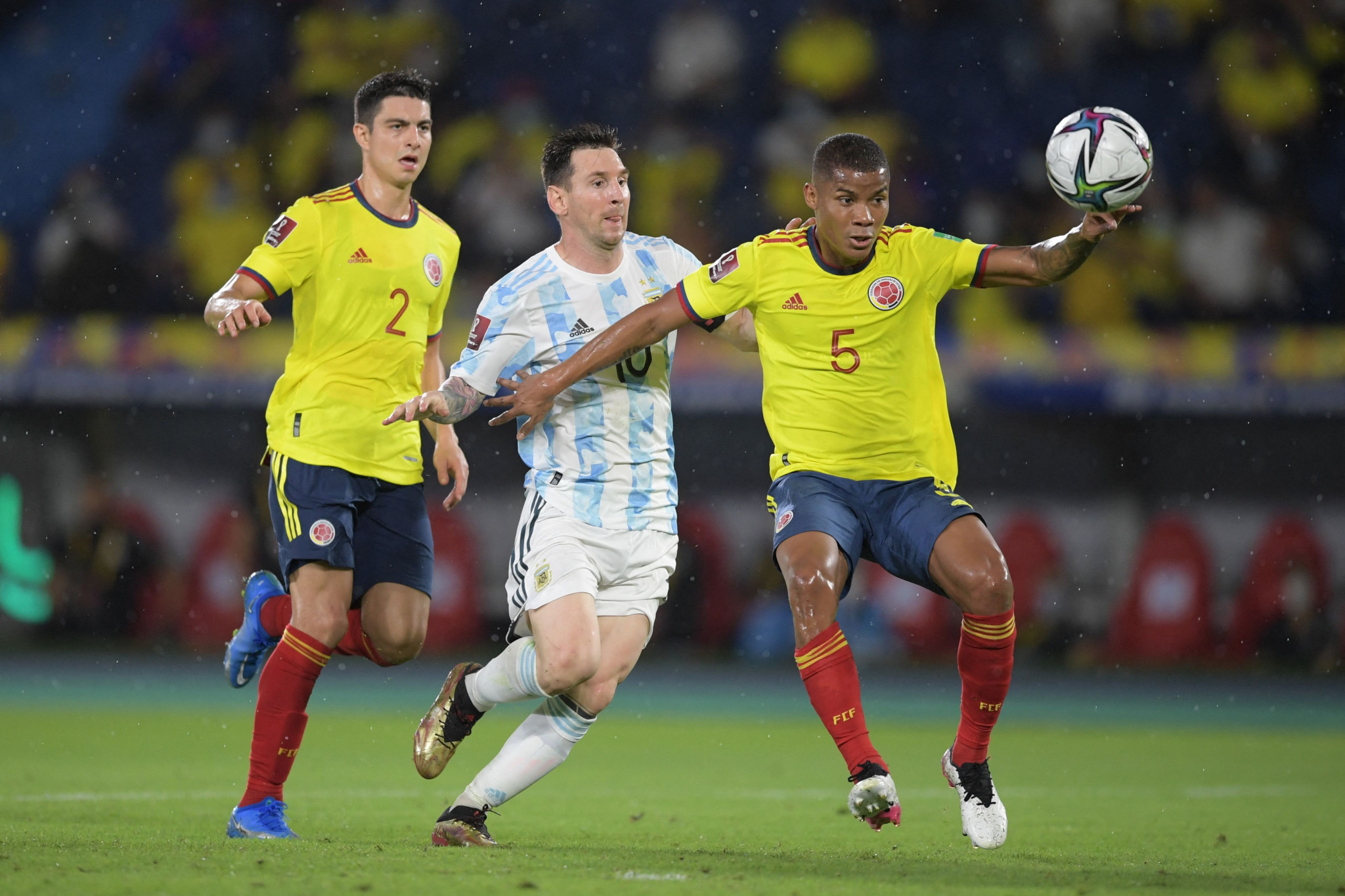 South American FIFA World Cup qualifiers in September and October to run as triple matchdays
