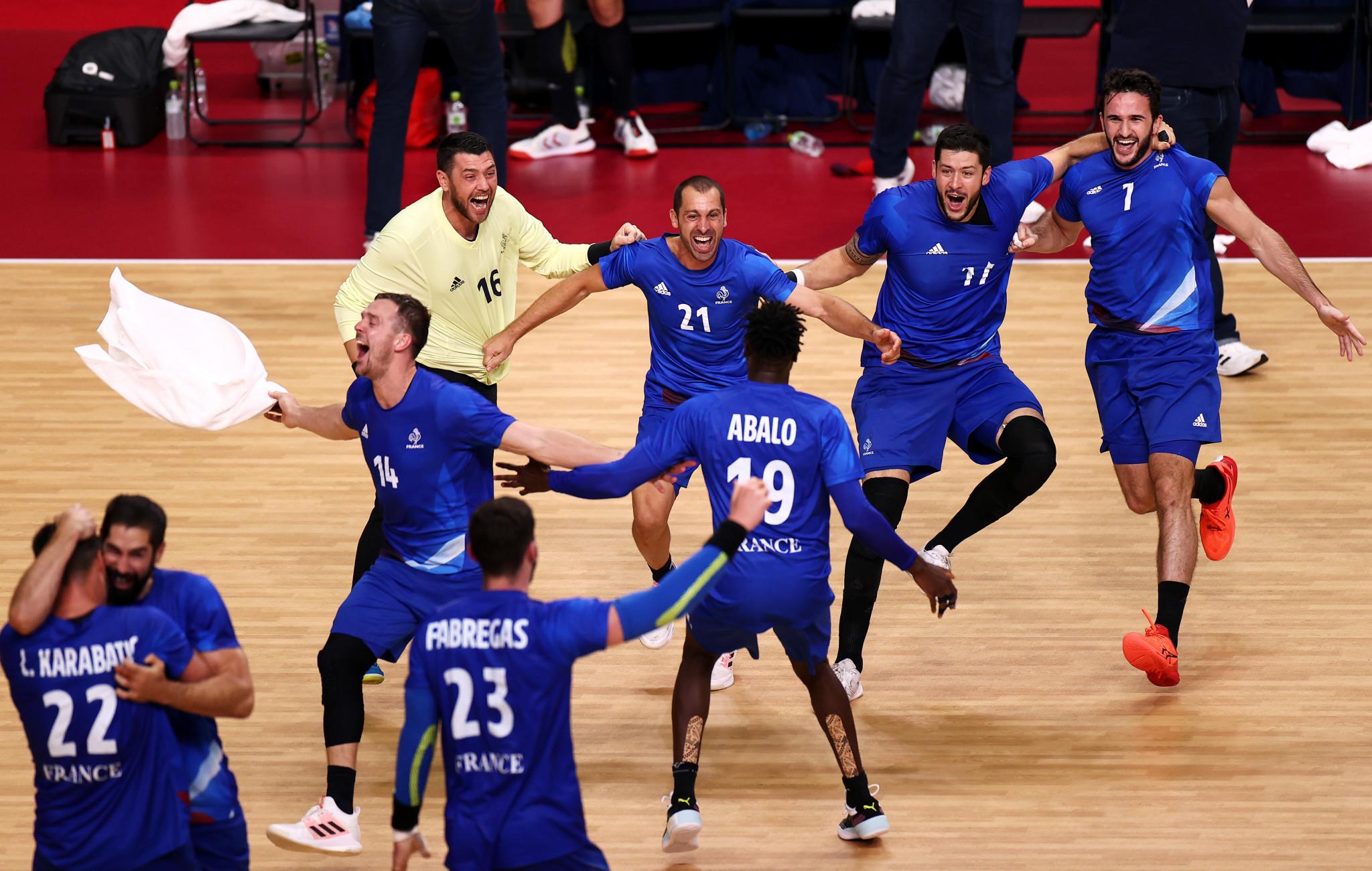 France reclaim Olympic men's handball crown by gaining sweet revenge
