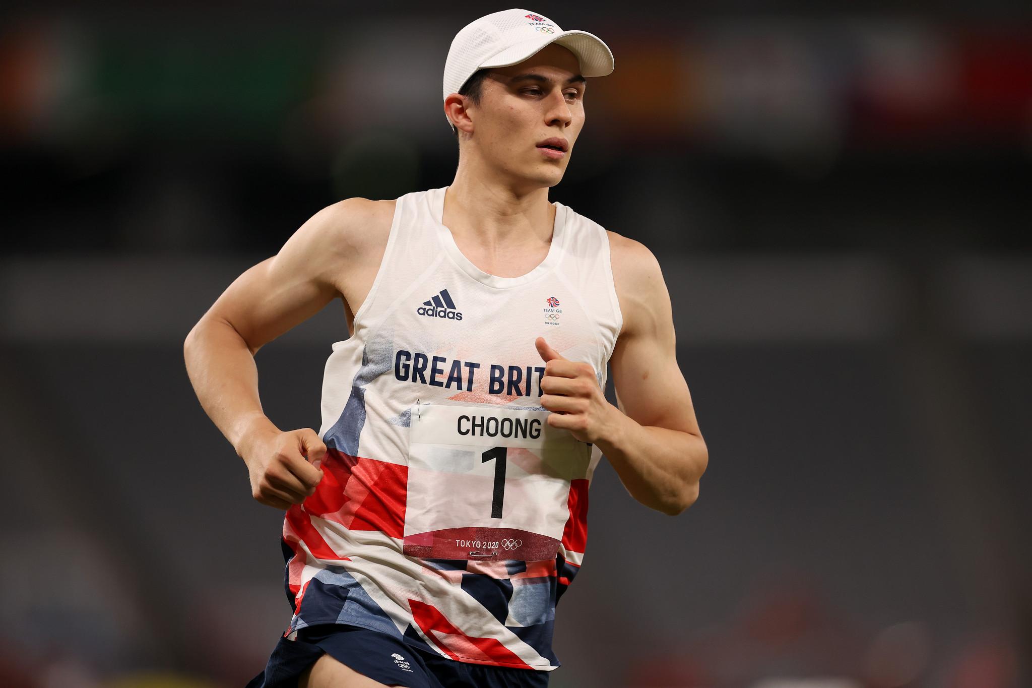 Choong wins men's modern pentathlon title with Olympic record score