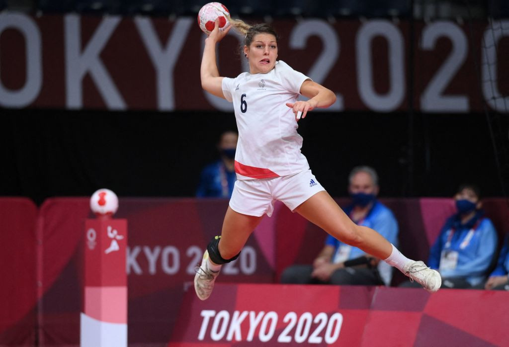 France produced a superb attacking display in the second half to clinch their first women's Olympic handball title ©Getty Images