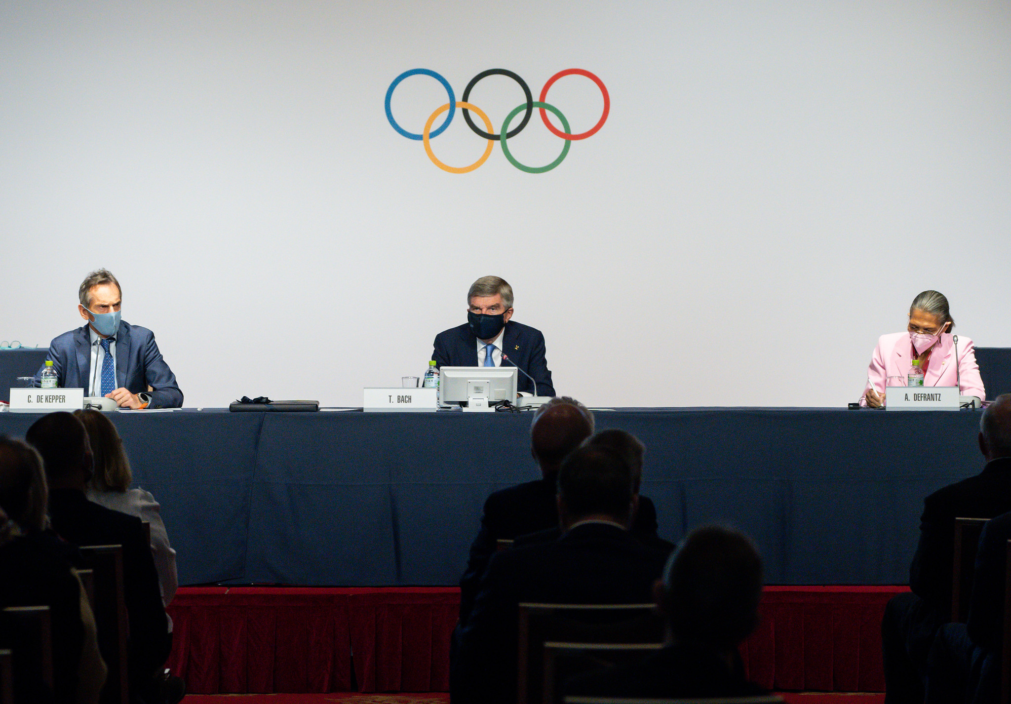 The Charter changes were approved during the IOC Session in Tokyo ©IOC