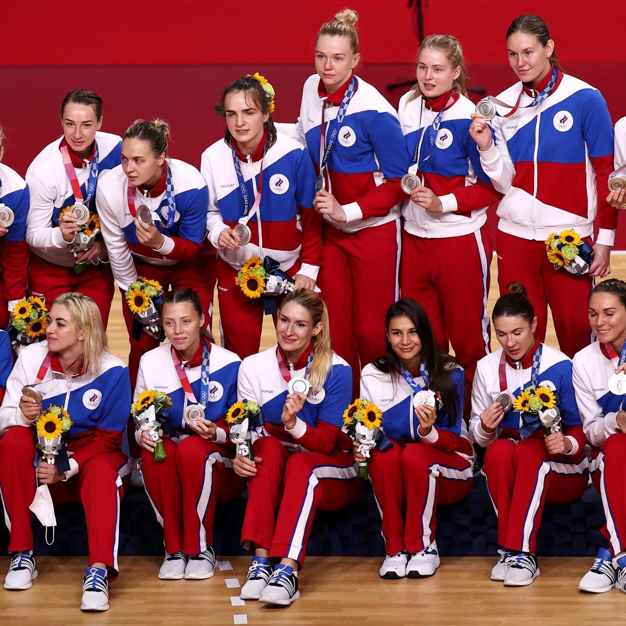 Women's handball team