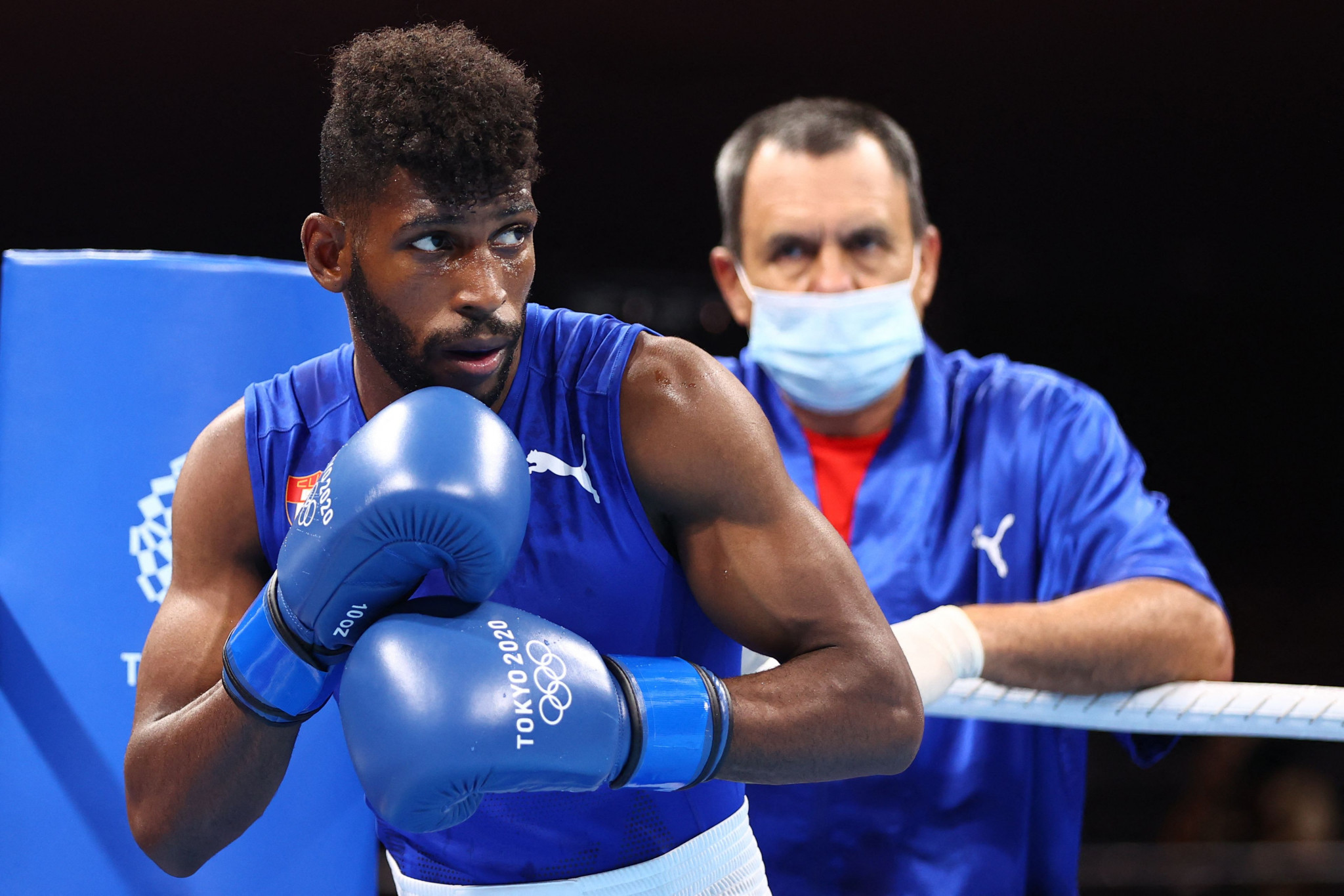 Cruz makes it four Cuban golds as boxing finals conclude at Tokyo 2020