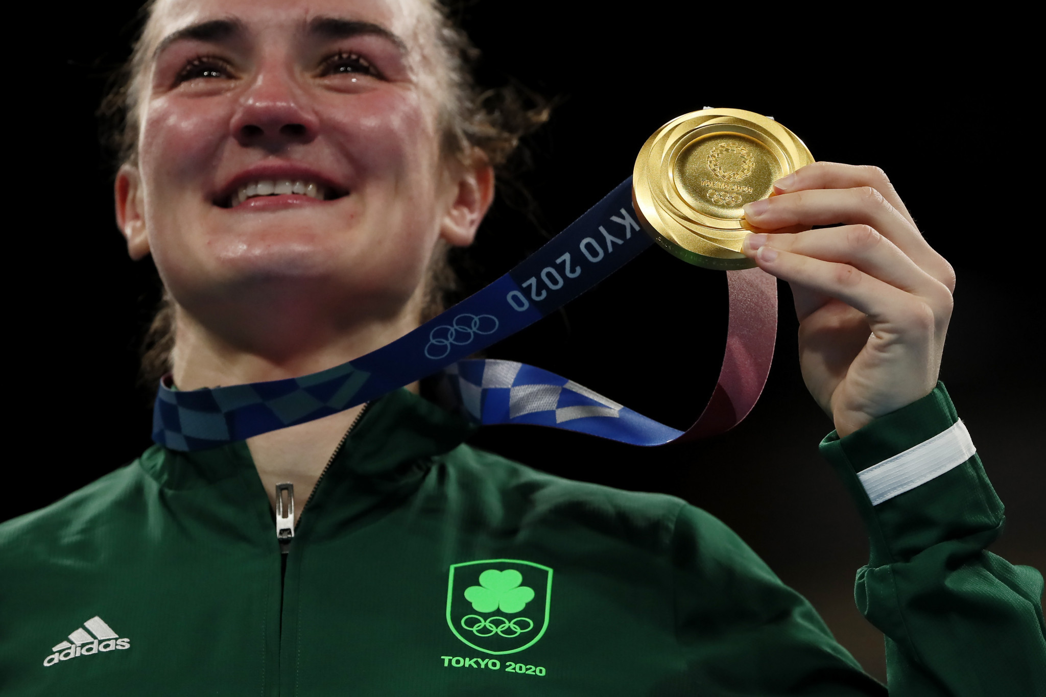 Kellie Harrington put in a superb display to win boxing gold for Ireland ©Getty Images