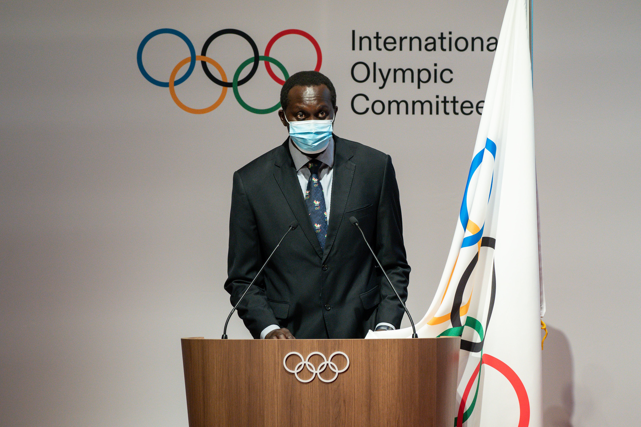 IOC Session elects six athlete members as Terho joins Executive Board