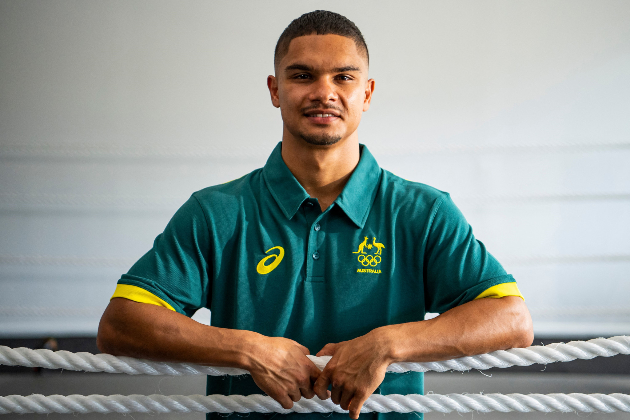 Boxer Winwood becomes first Indigenous athlete to join AOC Athletes' Commission