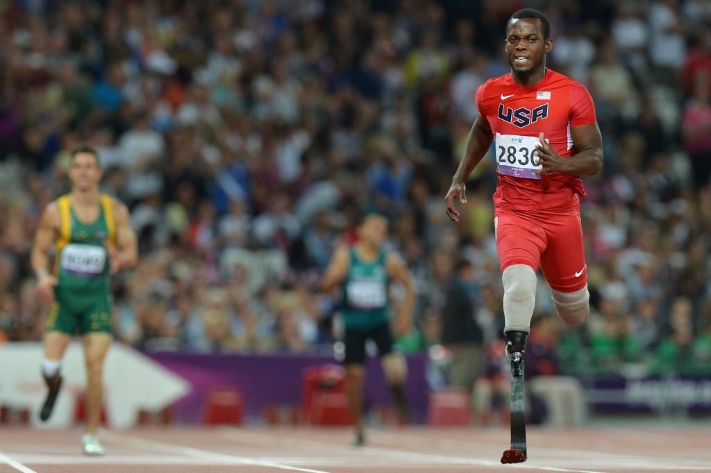Blake Leeper has had his Olympics ban upheld ©Getty Images