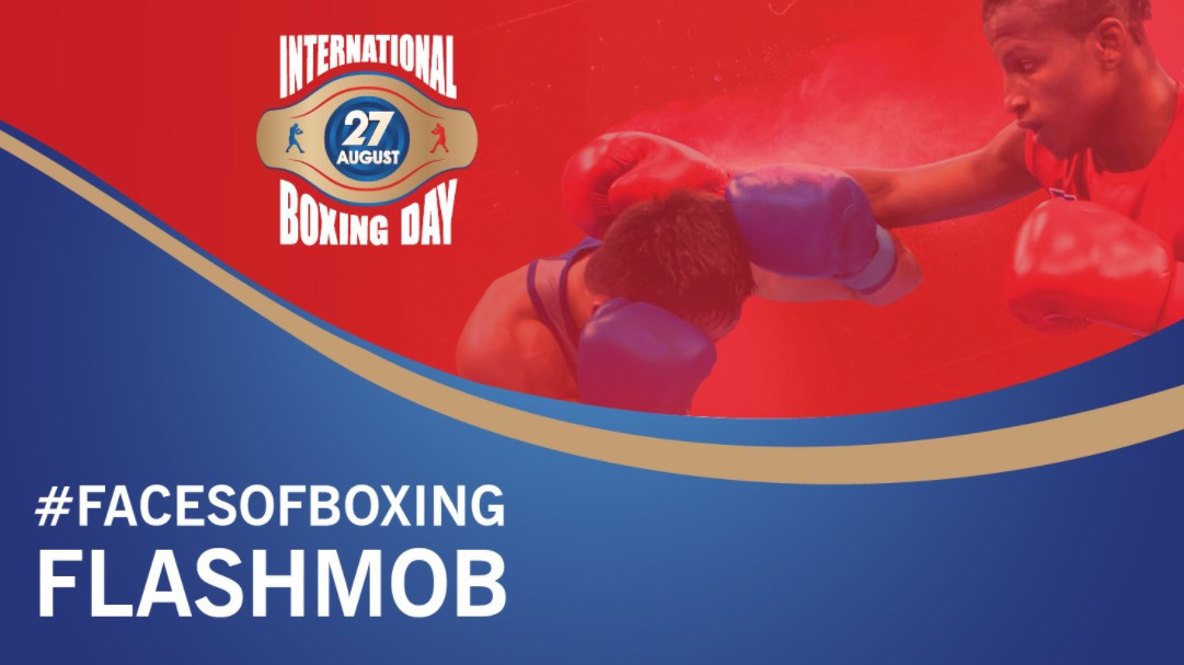 AIBA launches #FacesOfBoxing campaign for International Boxing Day