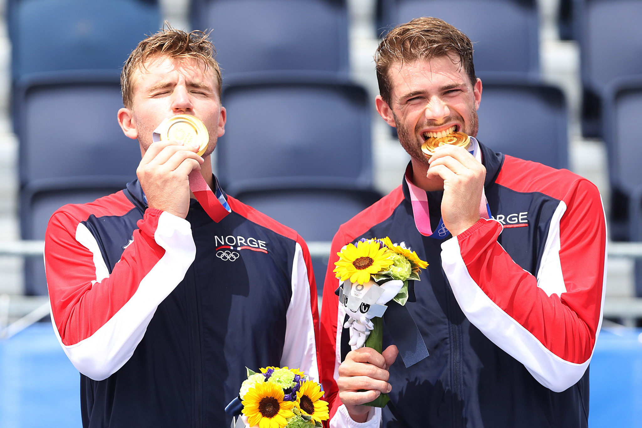 Sørum and Mol look to build on Olympic gold with fourth EuroBeachVolley crown