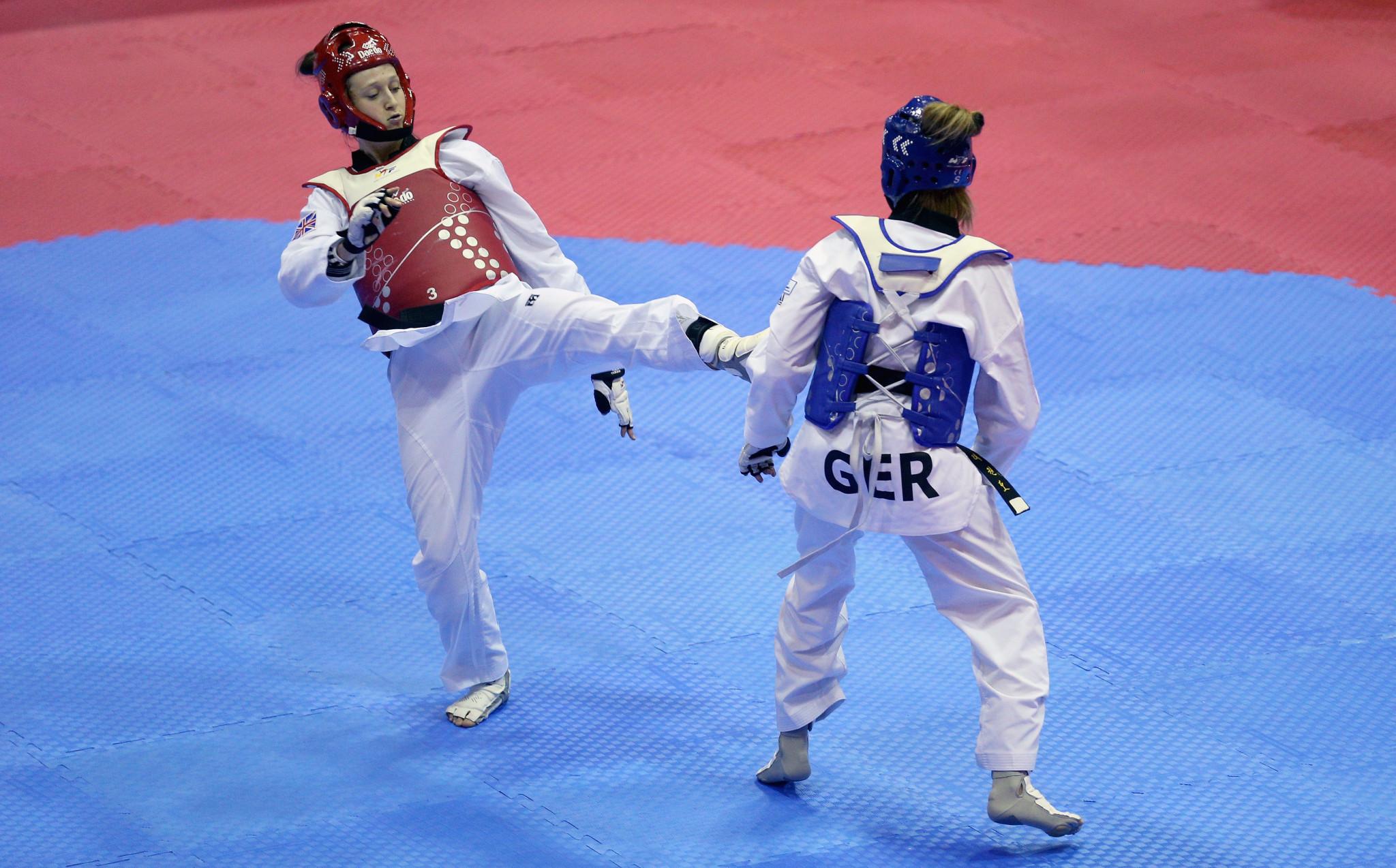 Taekwondo Axel Müller club wins Green Belt award and grant