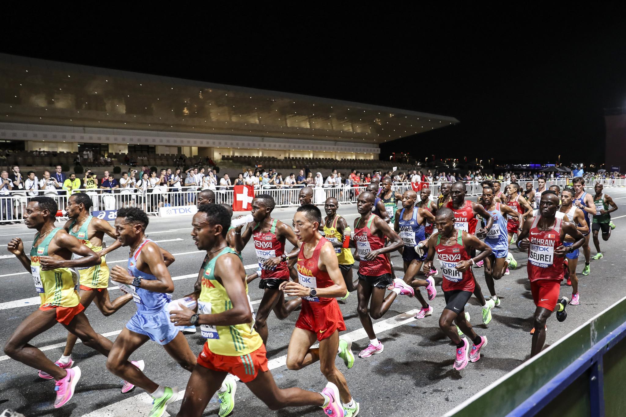 Details confirmed for road events at Oregon 2022 World Athletics Championships