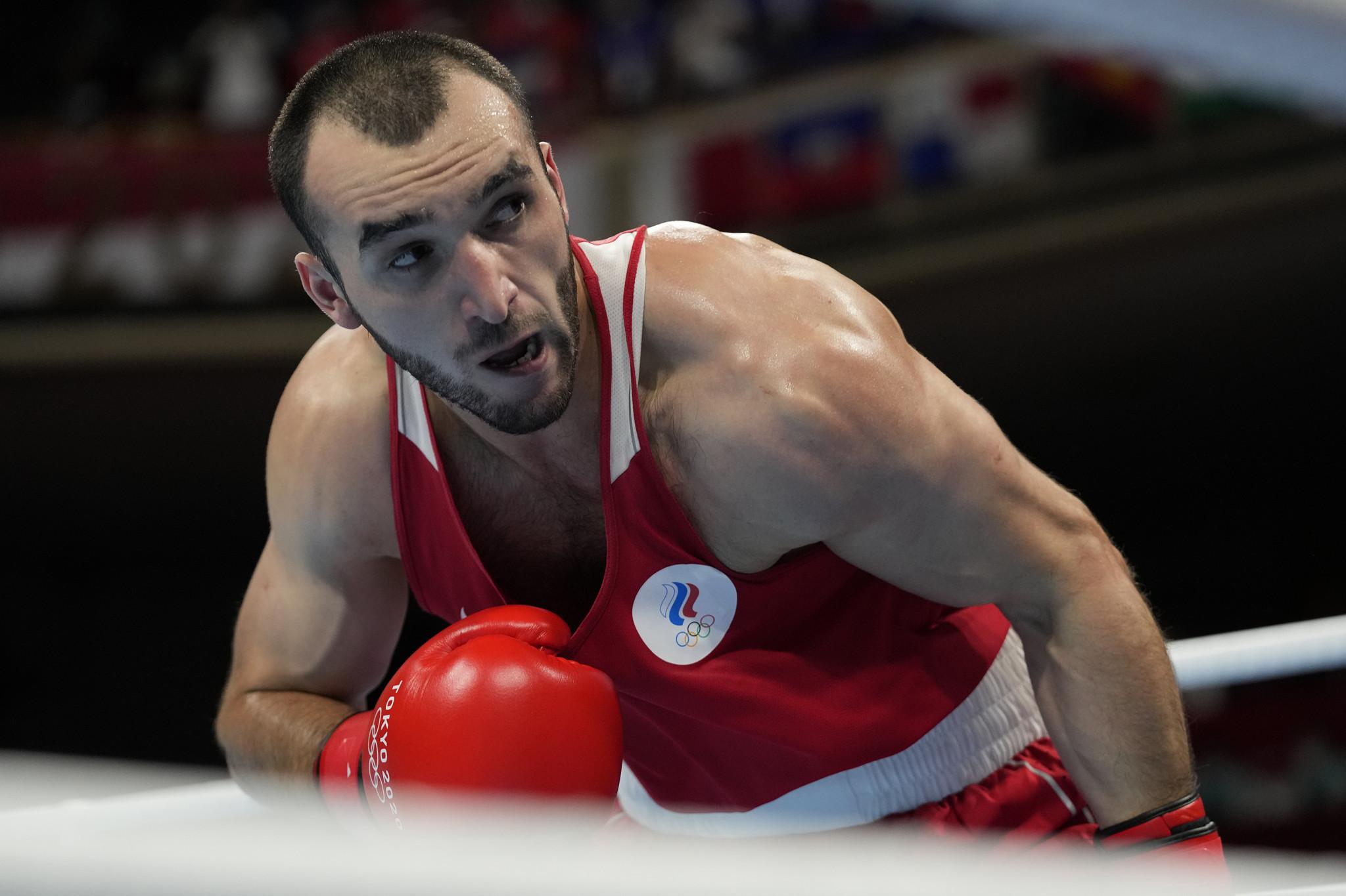 Tokyo 2020 runner-up Gadzhimagomedov sets sights on Paris 2024 gold