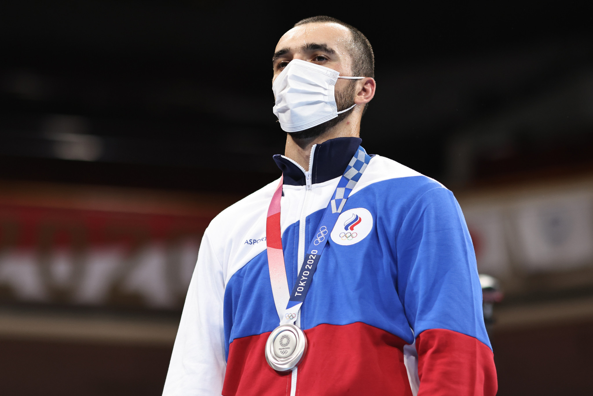 Muslim Gadzhimagomedov, a Tokyo 2020 silver medallist, wants to go one better at Paris 2024 ©Getty Images