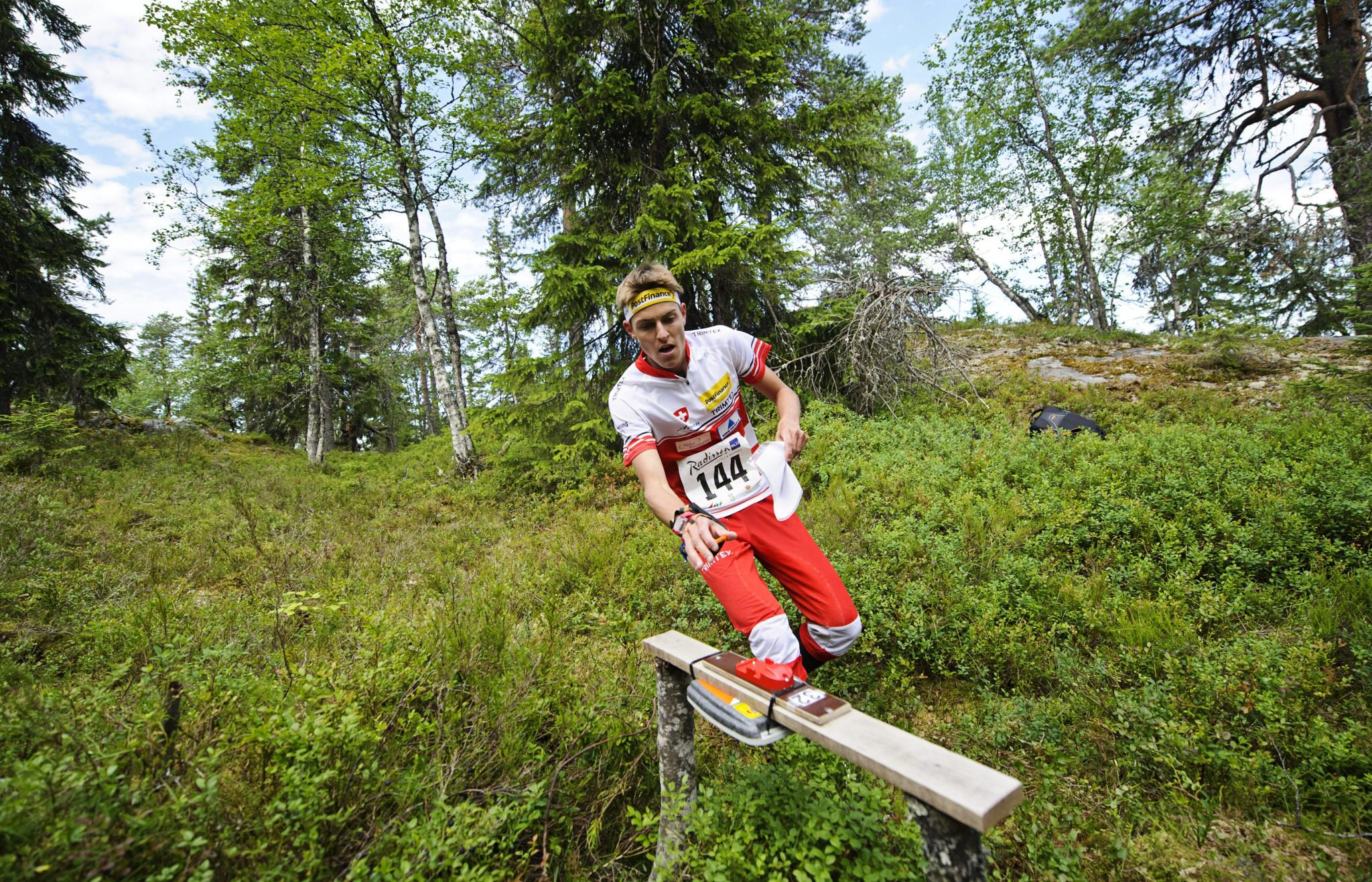 Second round of Orienteering World Cup set to get underway in Sweden