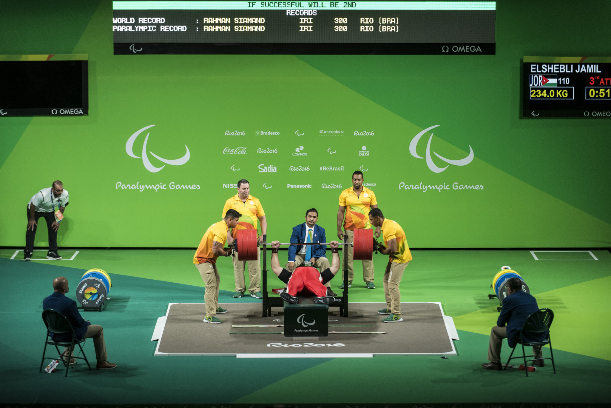 Para powerlifting at Tokyo 2020 to feature equal split between male and female competitors