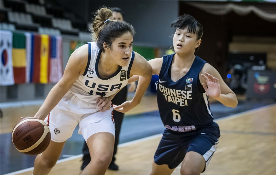 Mali and United States sweep aside opponents at U19 Women's Basketball World Cup