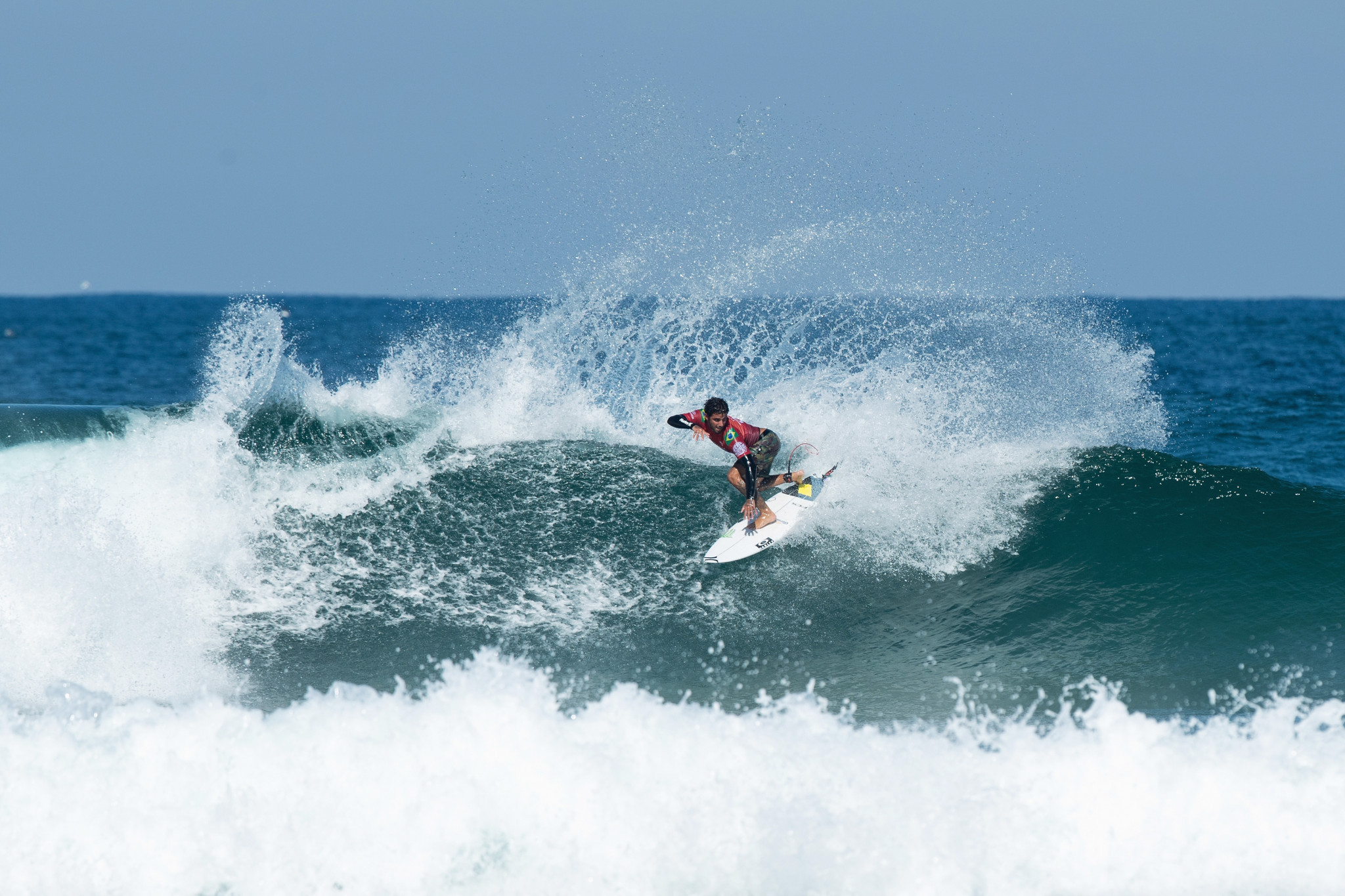 Toledo knocked out on second day of World Surf League Corona Open Mexico