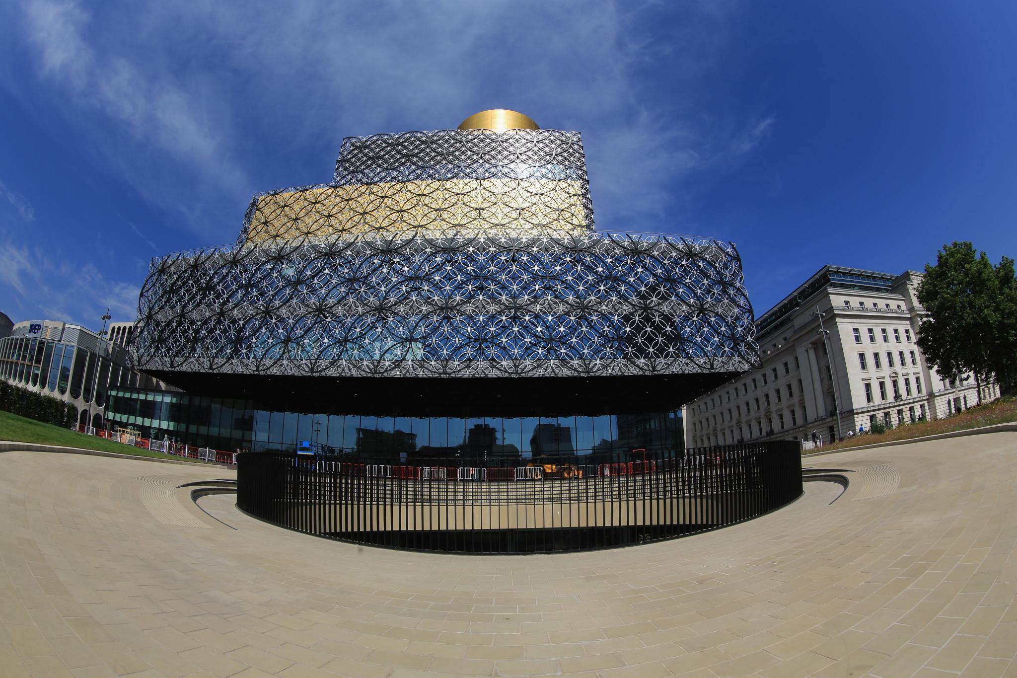 Birmingham 2022 cultural partner 'The Walk' sees Little Amal begin journey across Europe