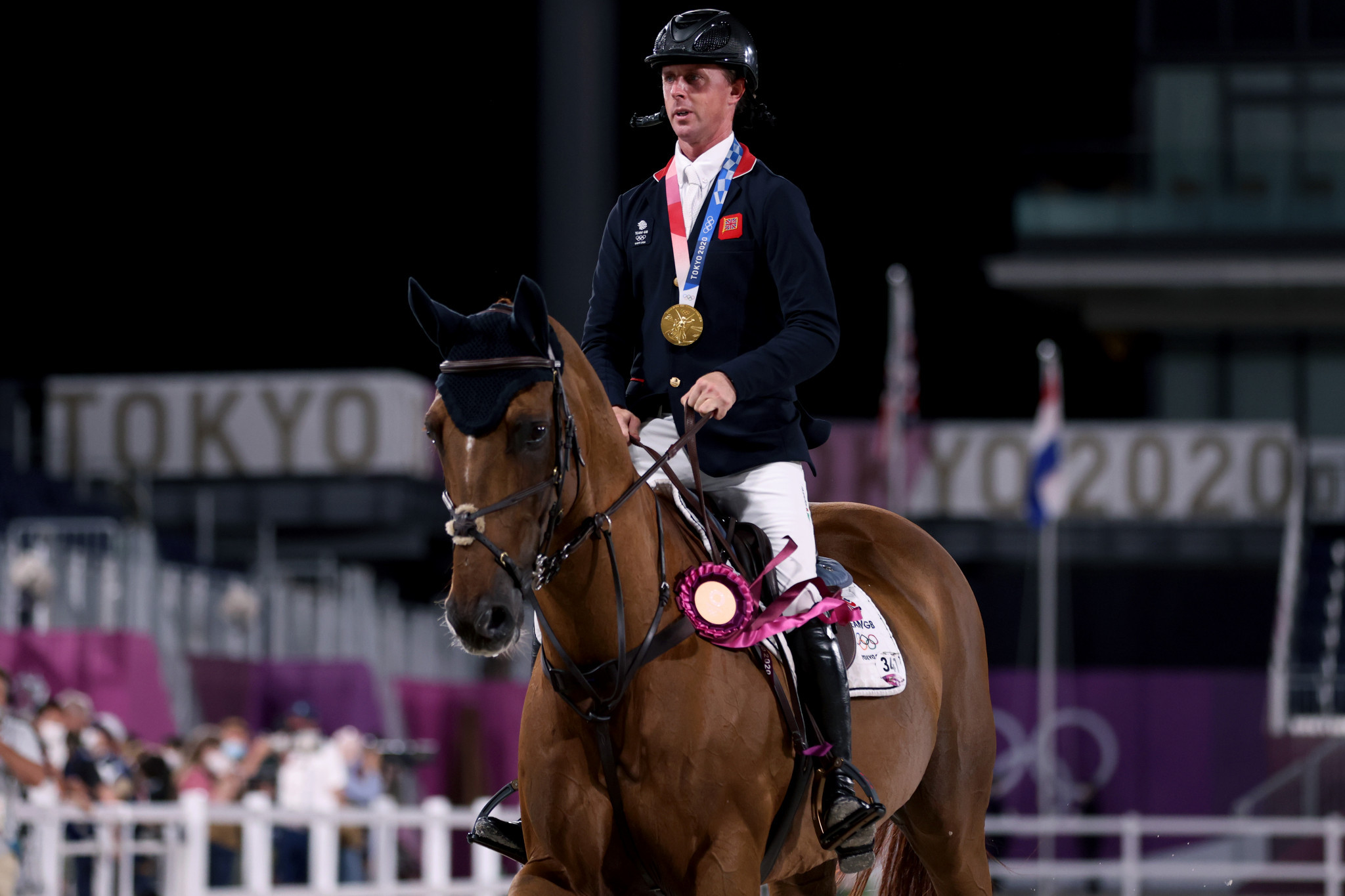 Six Olympic medallists in action at LGCT Grand Prix in London