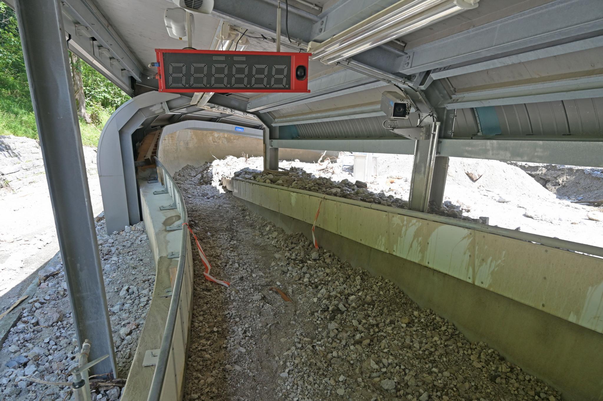 Königssee track director hopes facility can be rebuilt after devastating floods