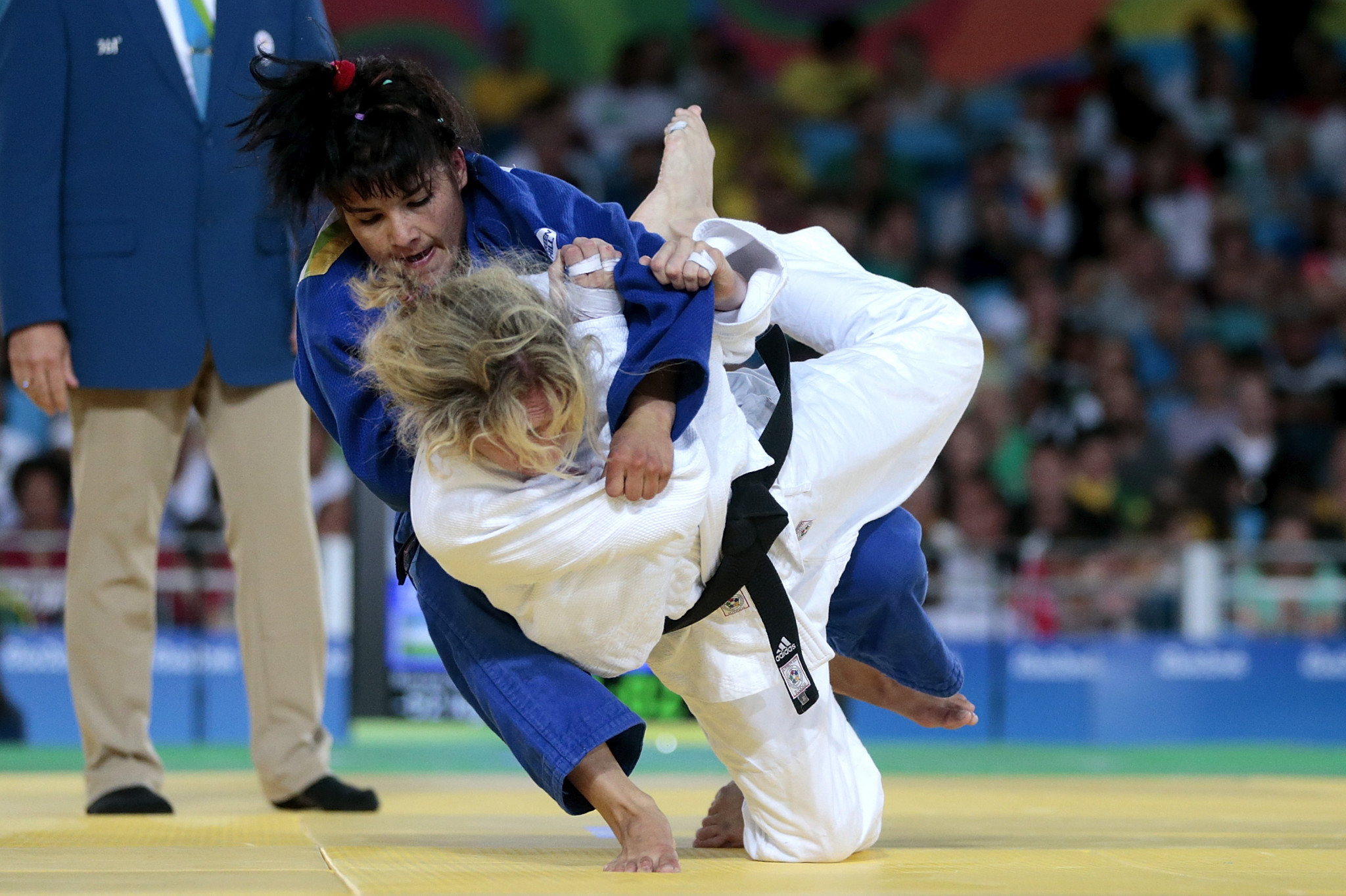 Canadian judoka Gagné set to compete at Tokyo 2020 Paralympics