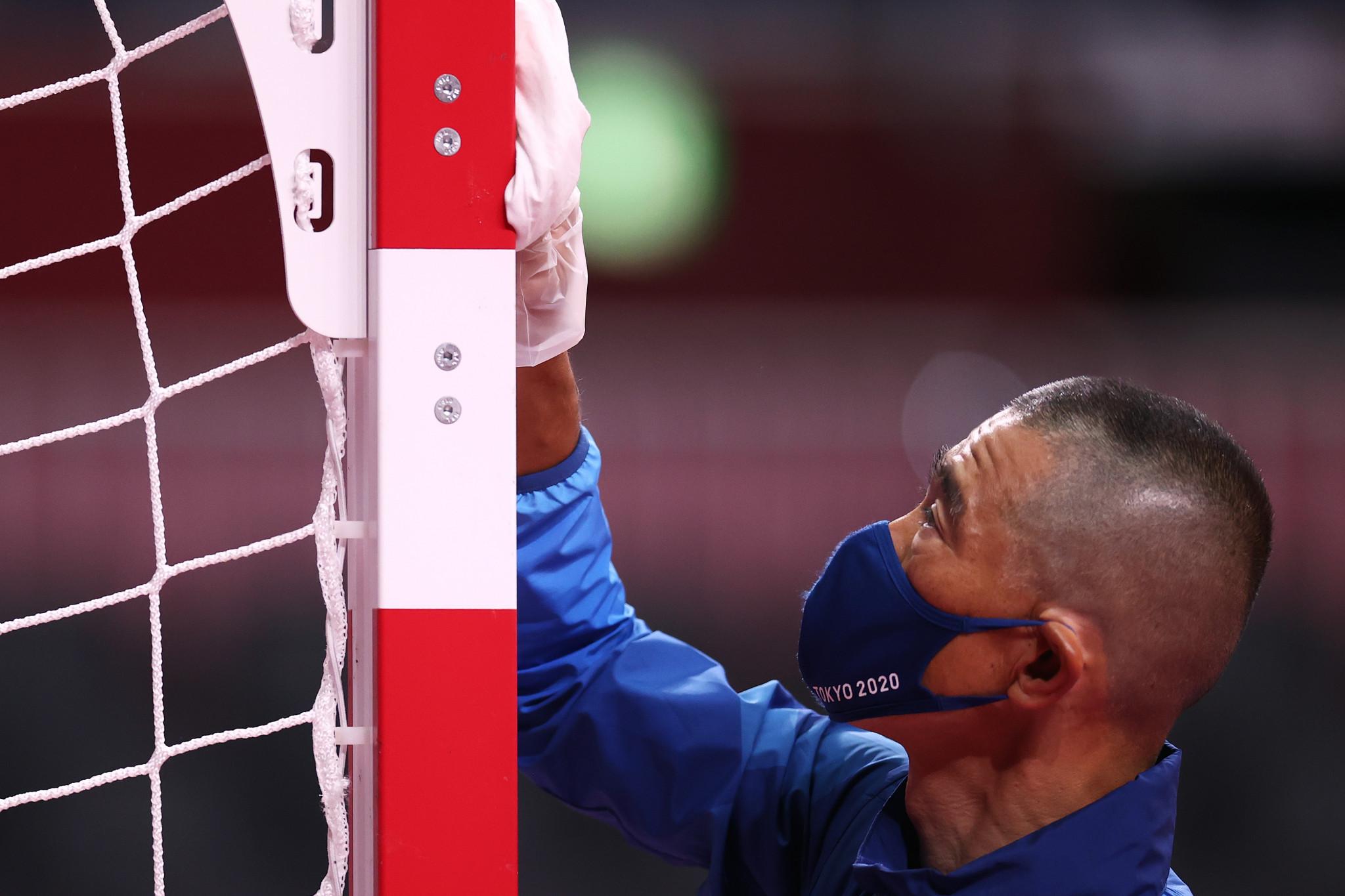 Andrews Parsonsは2020東京オリンピックがパラリンピックがどのように安全に開催されることができるかについての肯定的な例と言いました。