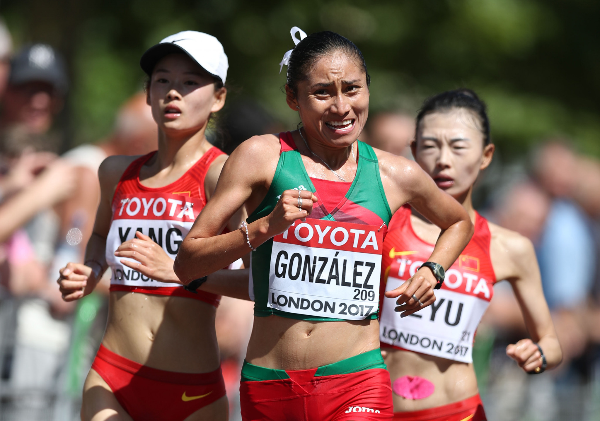 Olympic silver medallist González gets further four-year doping ban for falsifying evidence