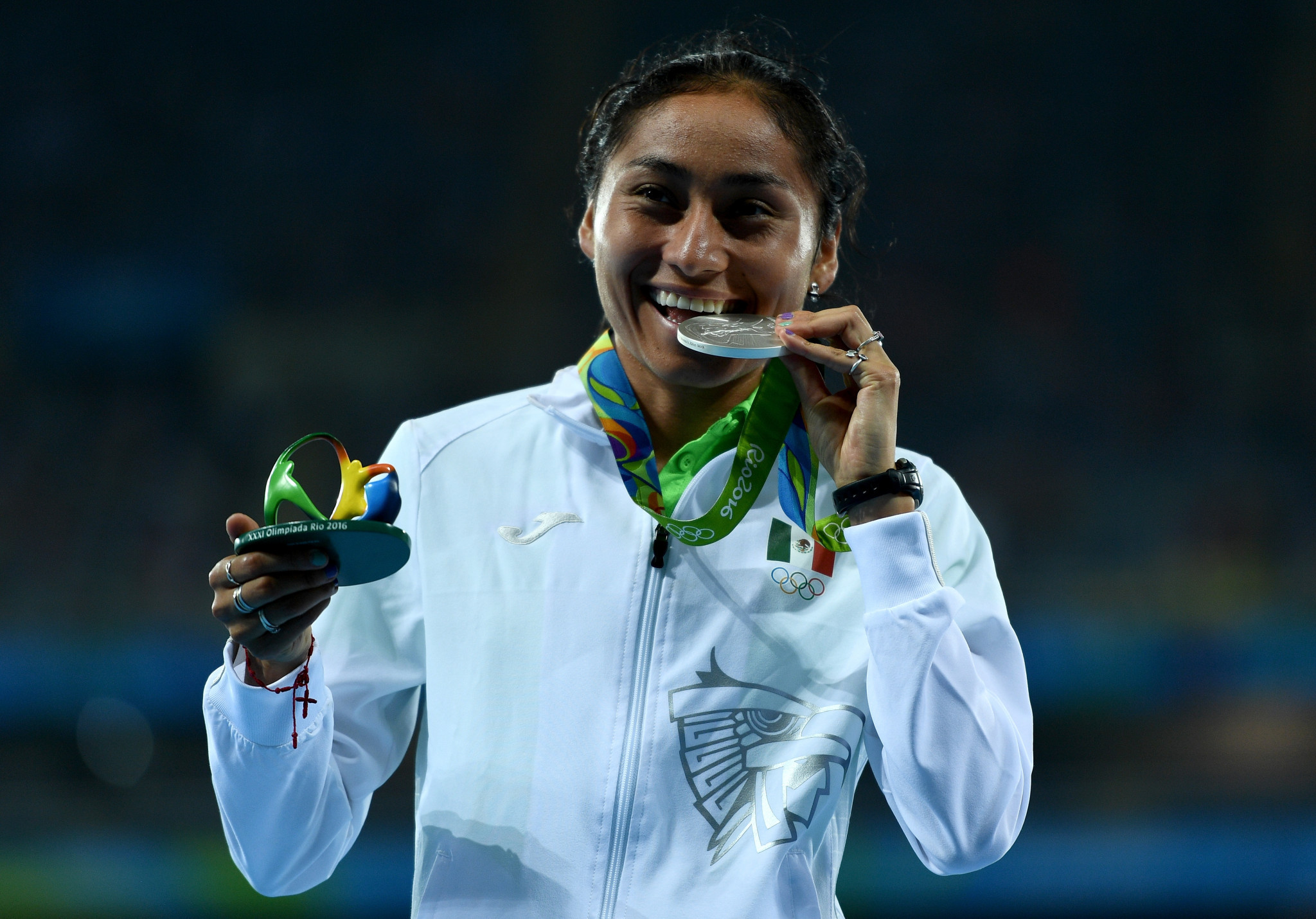 The Mexican is a Rio 2016 Olympic silver medallist ©Getty Images