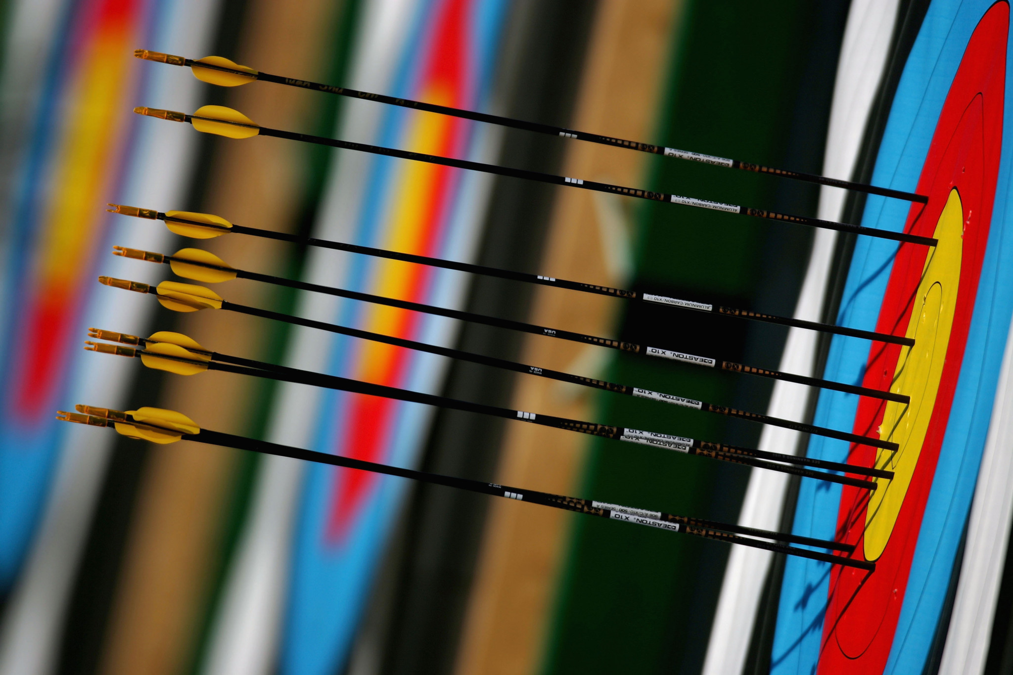 India reached seven of the 12 team finals at the World Archery Youth Championships ©Getty Images