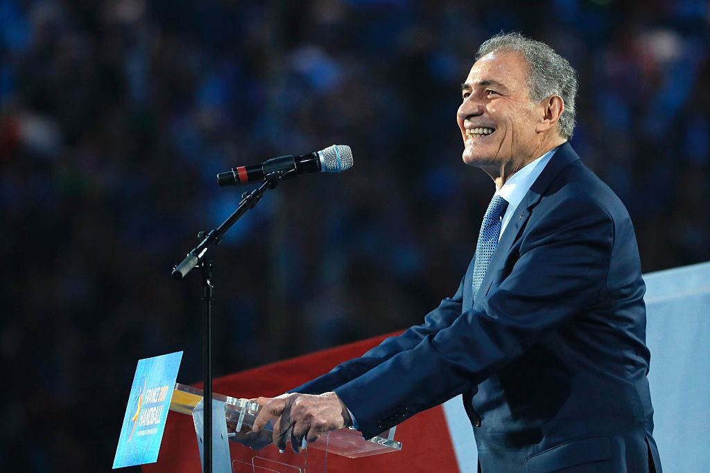 Moustafa set for unopposed re-election as International Handball Federation President