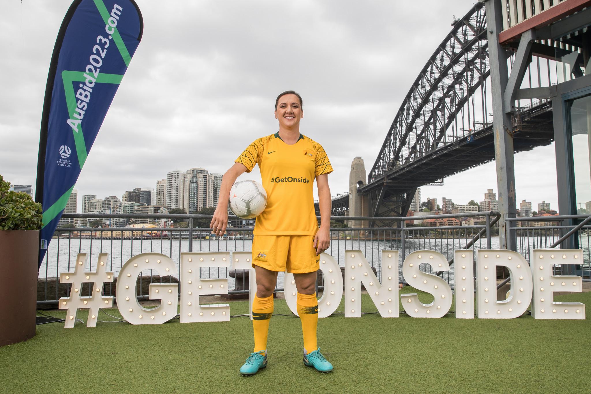 La Copa Mundial Femenina 2023 se disputará del 20 de julio al 20 de agosto © Getty Images