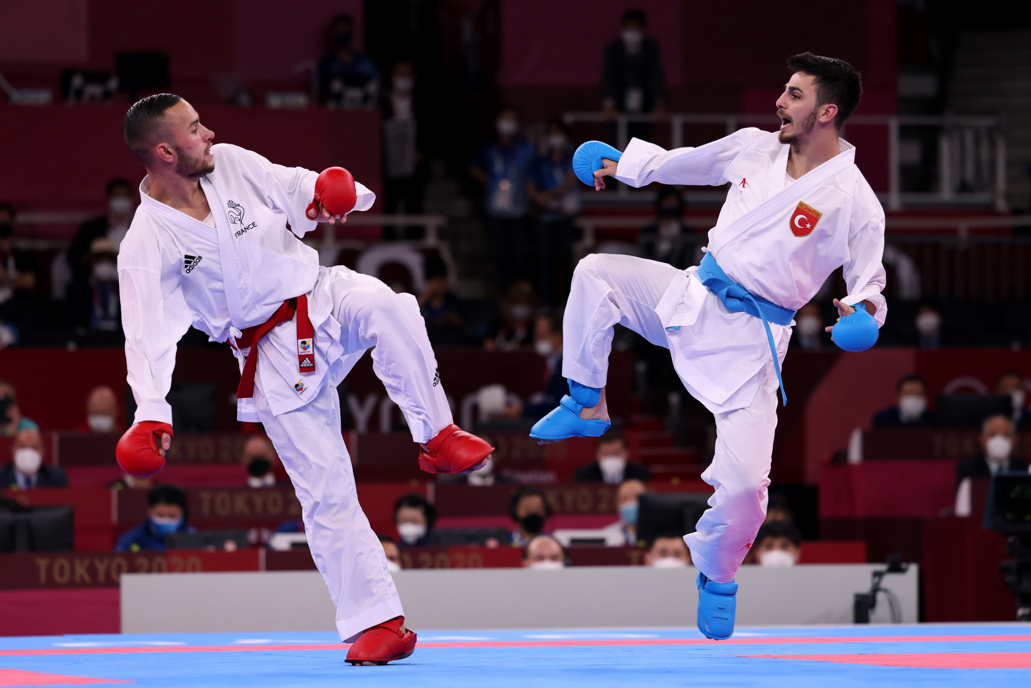 French politicians join call for karate to feature at Paris 2024 but organisers say sport programme is final