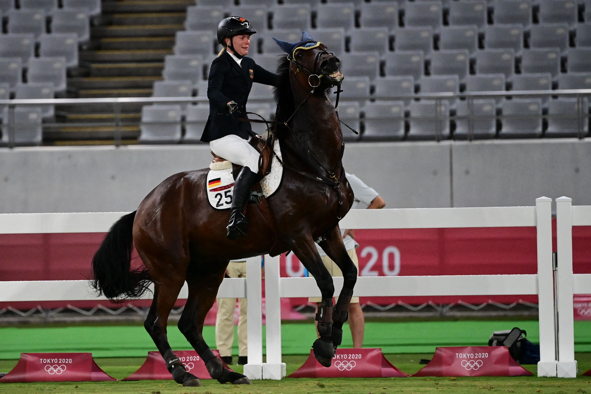PETA calls on IOC to remove all equestrian events from the Olympics