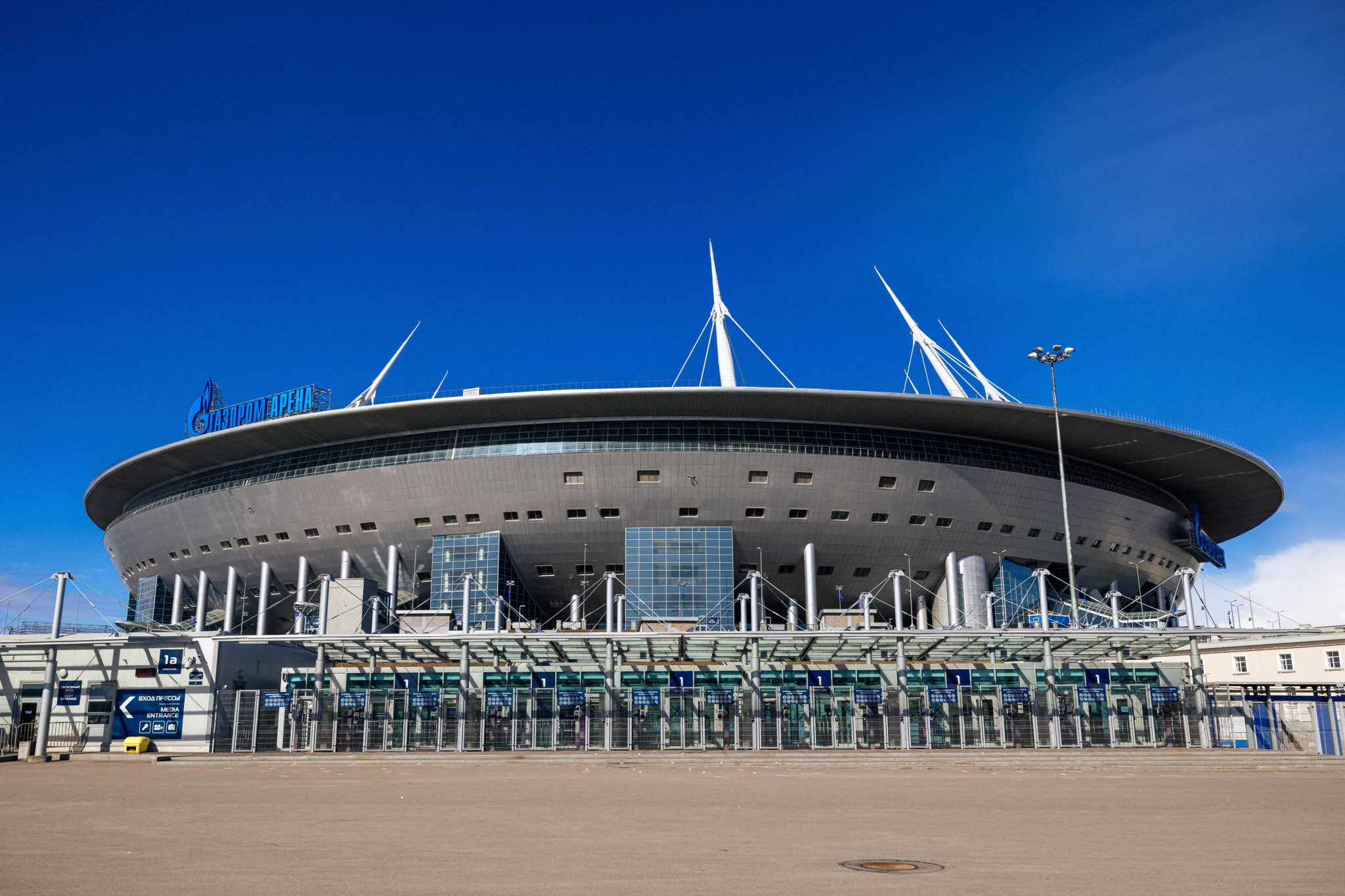 Russia preparing bid for 2036 Olympics with Saint Petersburg a frontrunner, says Foreign Minister