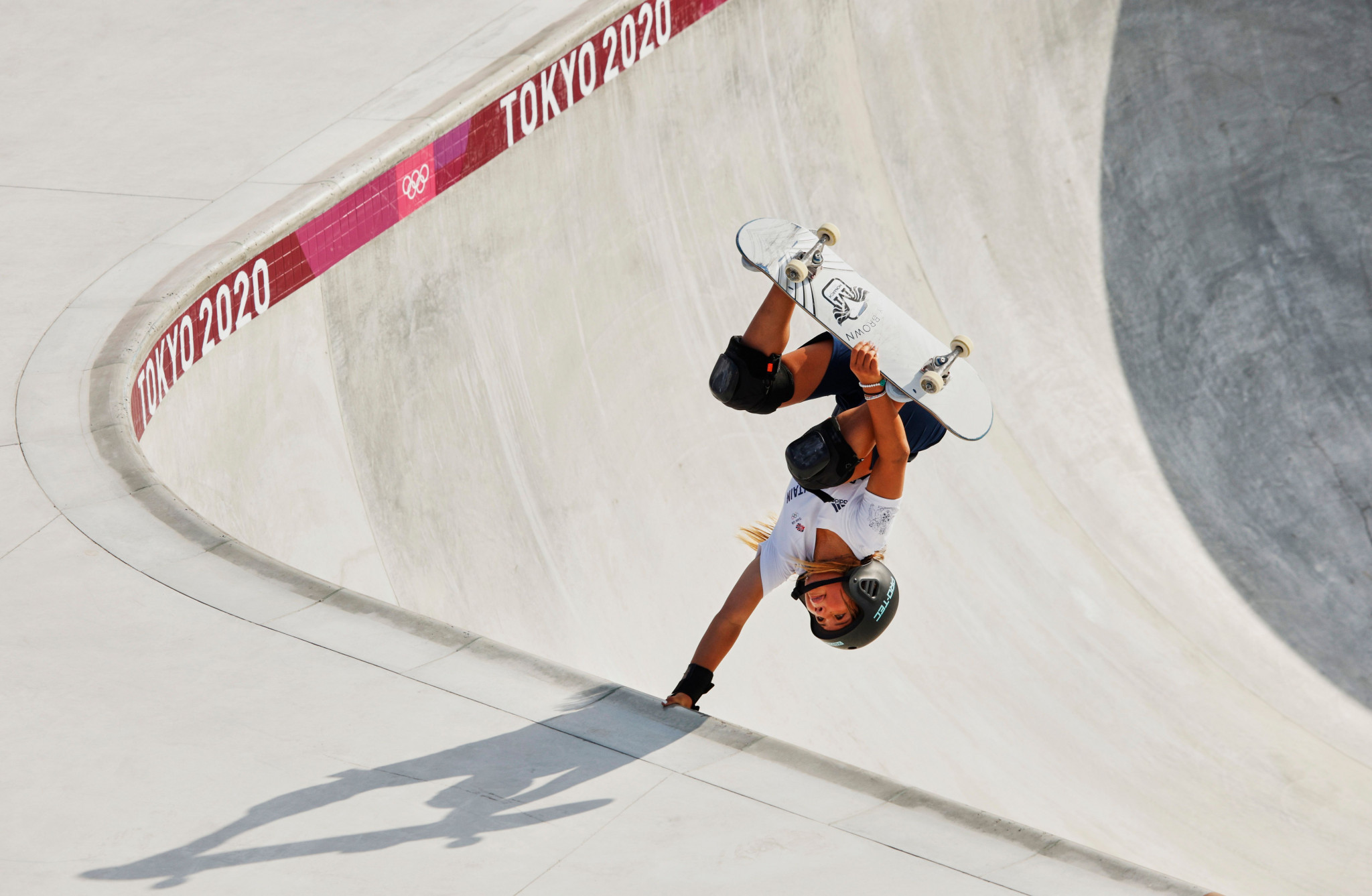 Skateboarding was a hit at Tokyo 2020 and ticked the youthful box ©Getty Images