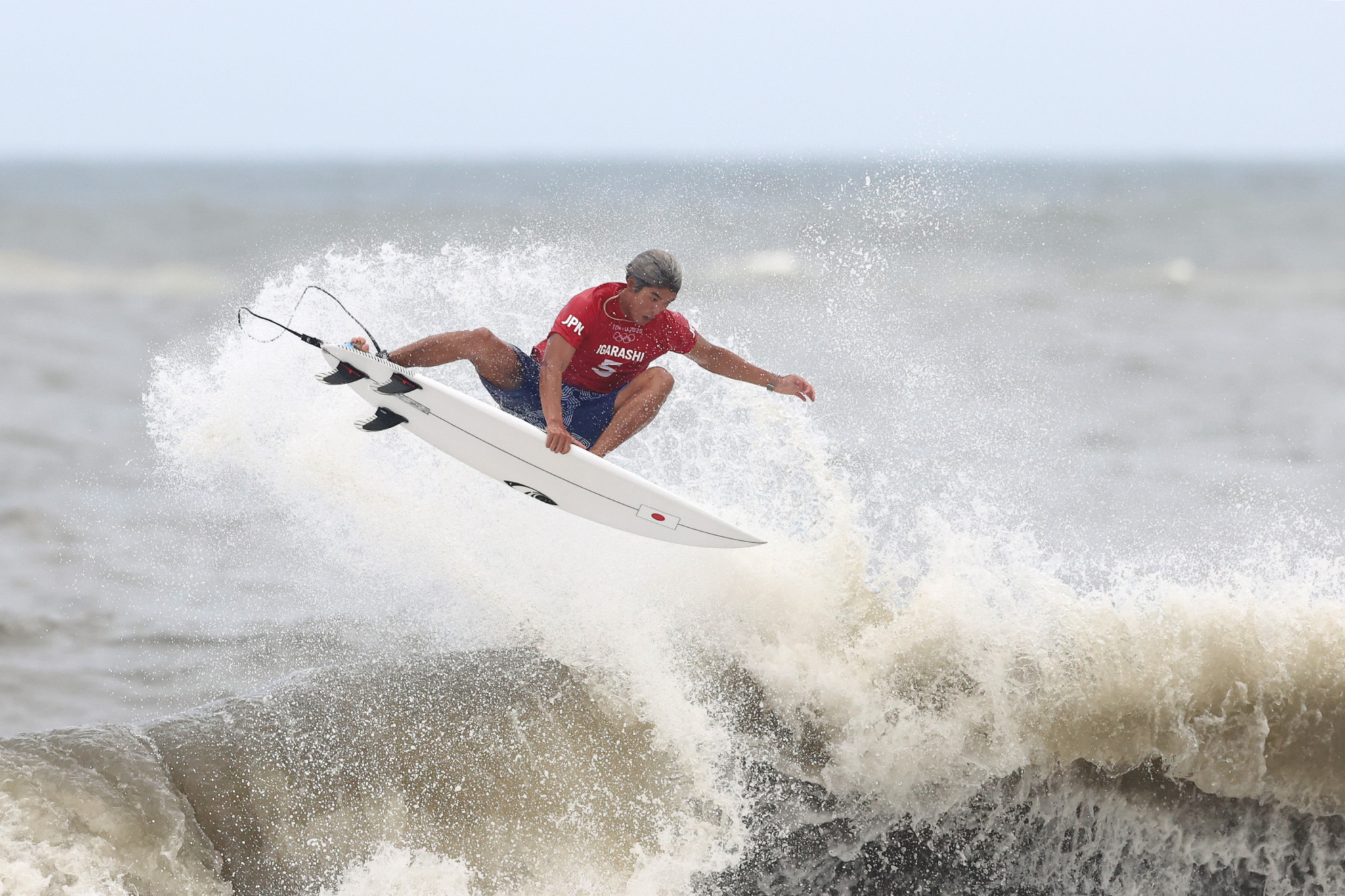 With California and Queensland both renowned surfing destinations, the sport appears likely to feture at the next three Olympic Games ©Getty Images