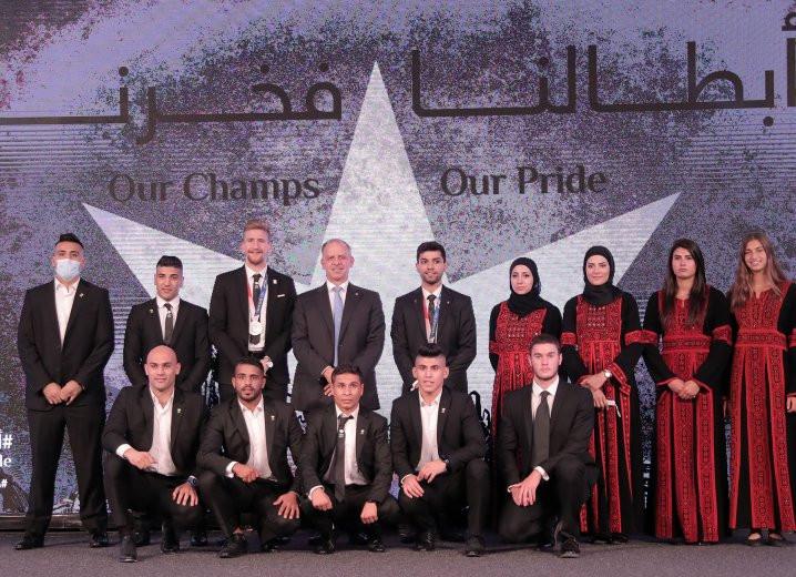 Jordan Olympic Committee President honours Tokyo 2020 Olympians at reception