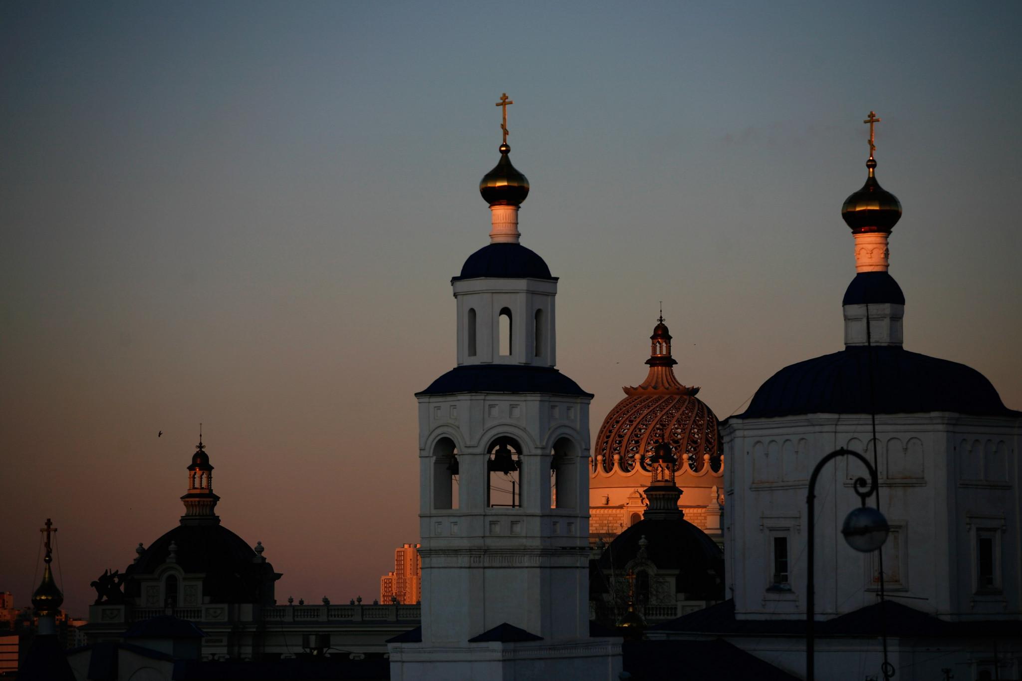 Казань - пятый по численности населения город России с населением около 1 250 000 человек © Getty Images